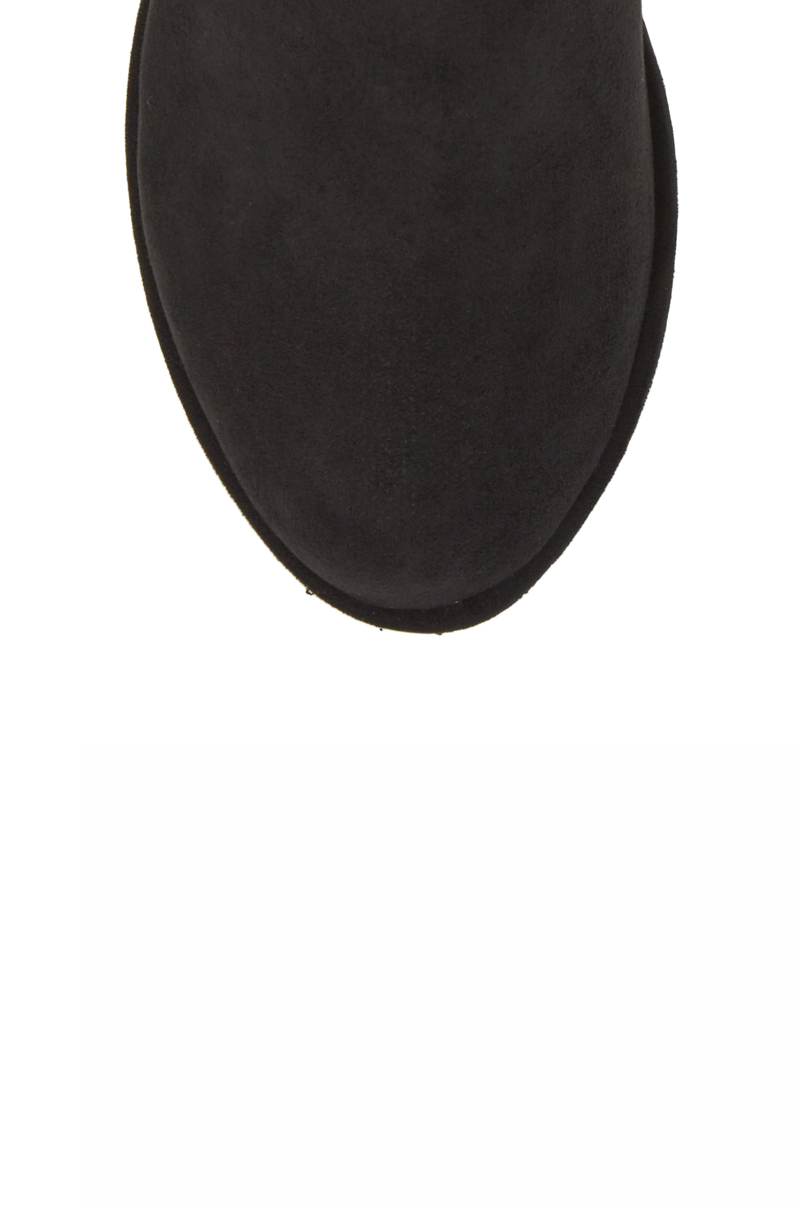 Zipper Boot,                             Alternate thumbnail 5, color,                             001