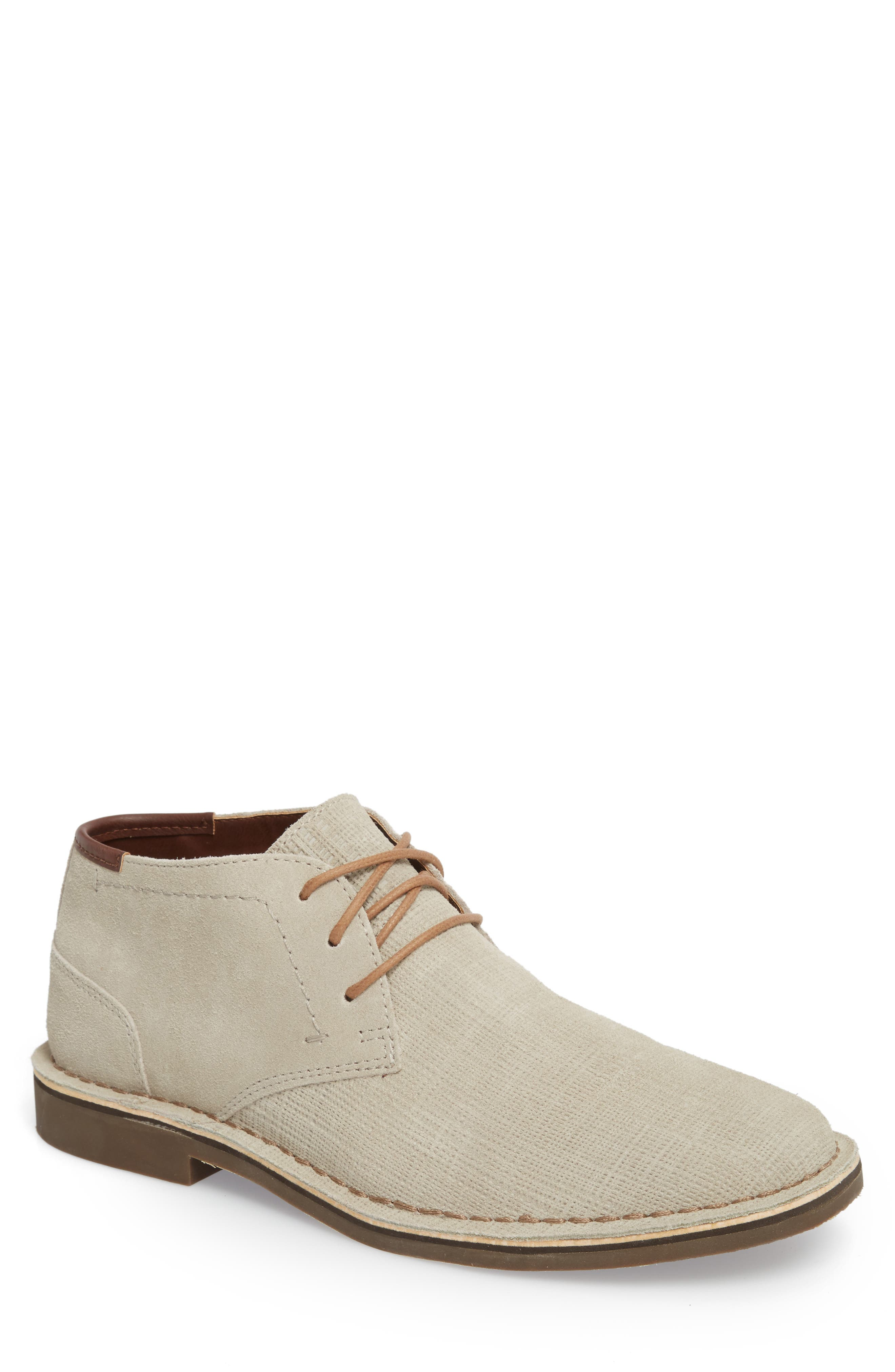 Desert Sun Textured Chukka Boot,                             Main thumbnail 2, color,