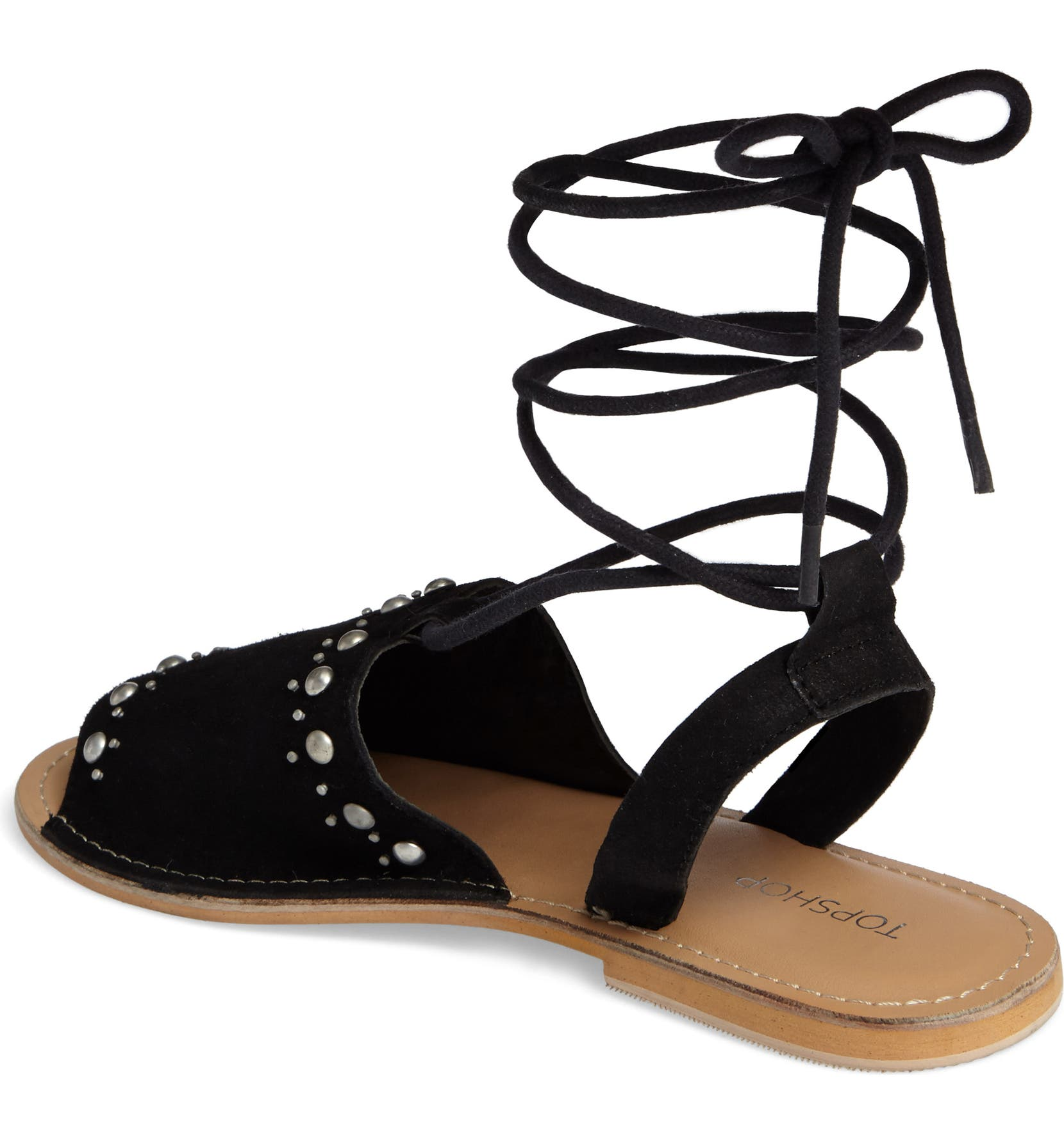 6cde246a23ed Topshop Hope Lace-Up Sandal (Women)