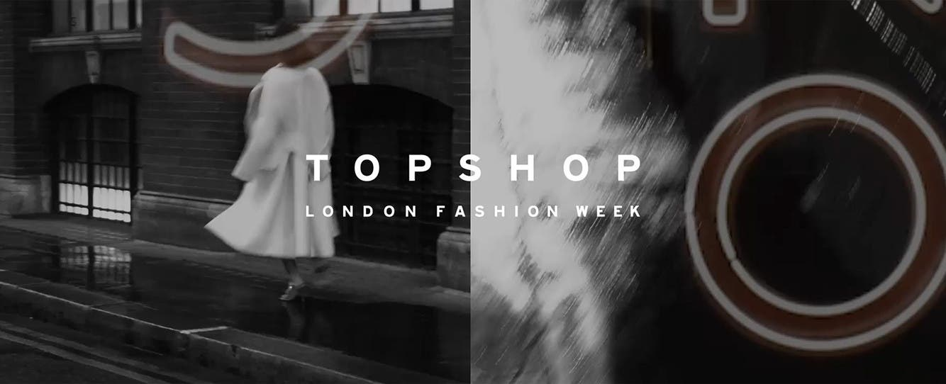 Video: Shop the Topshop London Fashion Week runway styles.