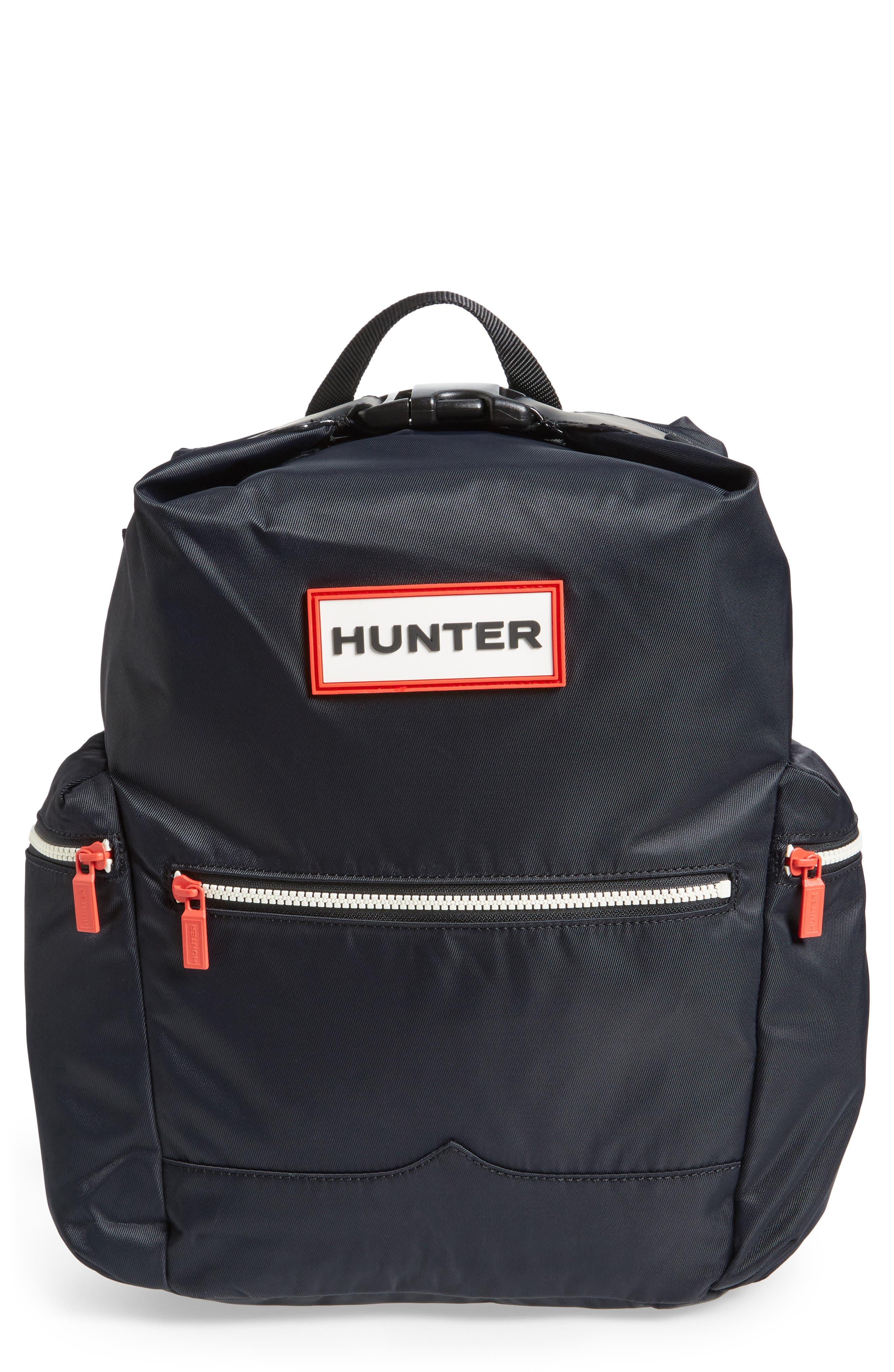 Original Top Clip Nylon Backpack,                         Main,                         color,