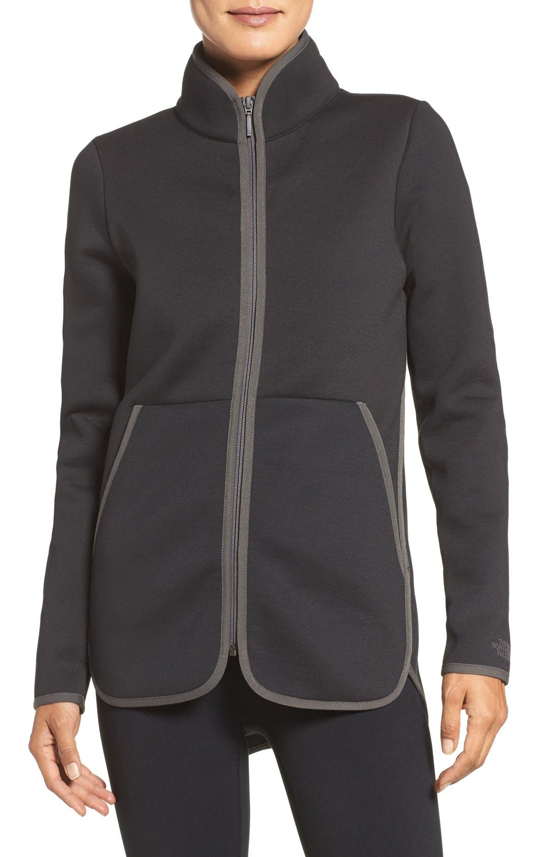 THE NORTH FACE Neo Knit Jacket, Main, color, 001