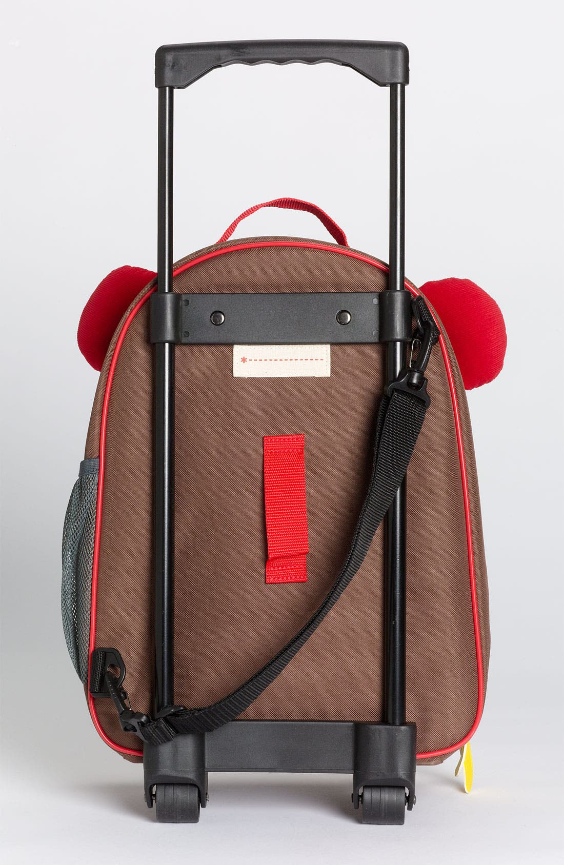 Monkey Rolling Luggage,                             Alternate thumbnail 6, color,                             BROWN