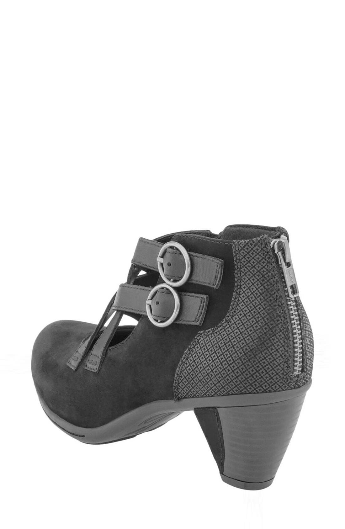 'Amber' Buckle Bootie,                             Alternate thumbnail 15, color,