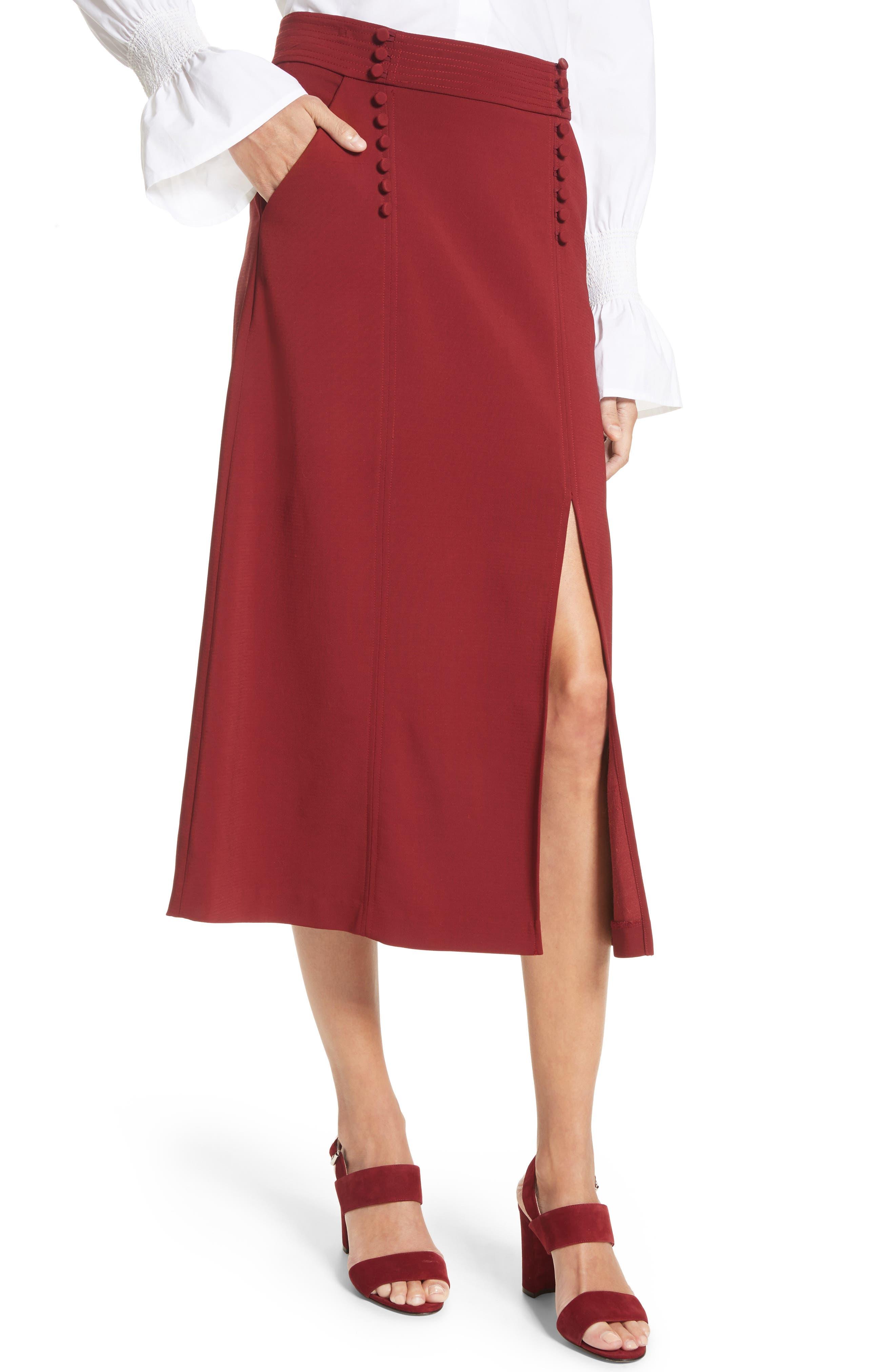 Sydney Skirt,                             Alternate thumbnail 4, color,