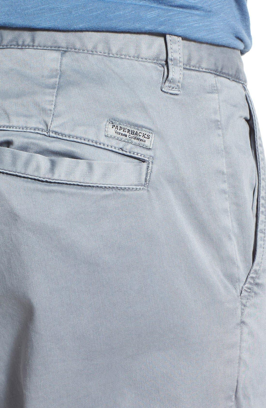 'Richmond' Chino Pants,                             Alternate thumbnail 5, color,                             020