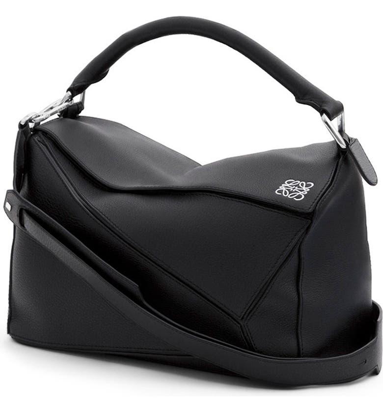 e7547227f3c7 Loewe  Puzzle  Leather Bag