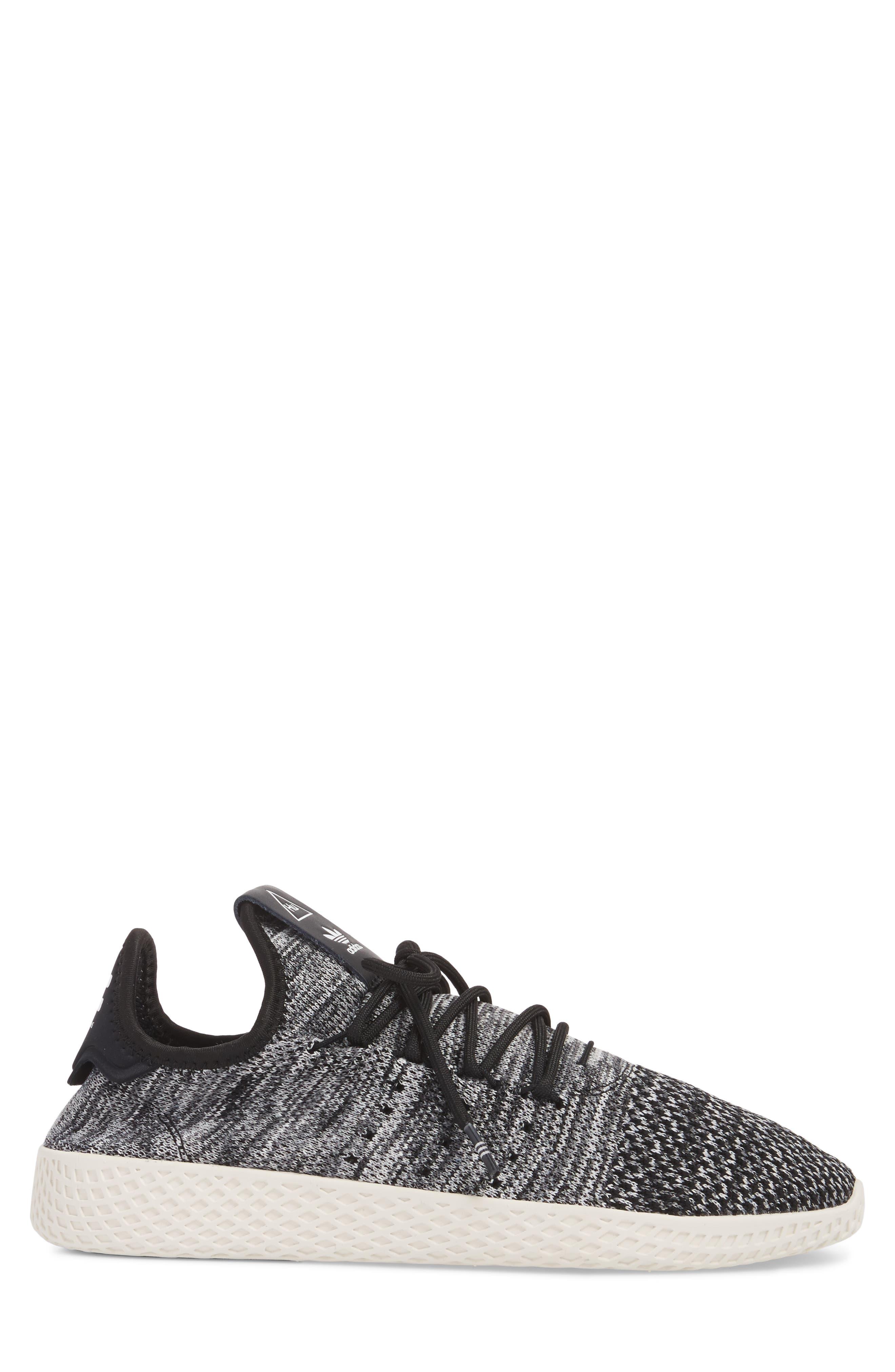 Pharrell Williams Tennis Hu Sneaker,                             Alternate thumbnail 3, color,                             020