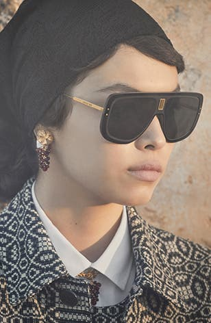 Dior sunglasses for women and men.