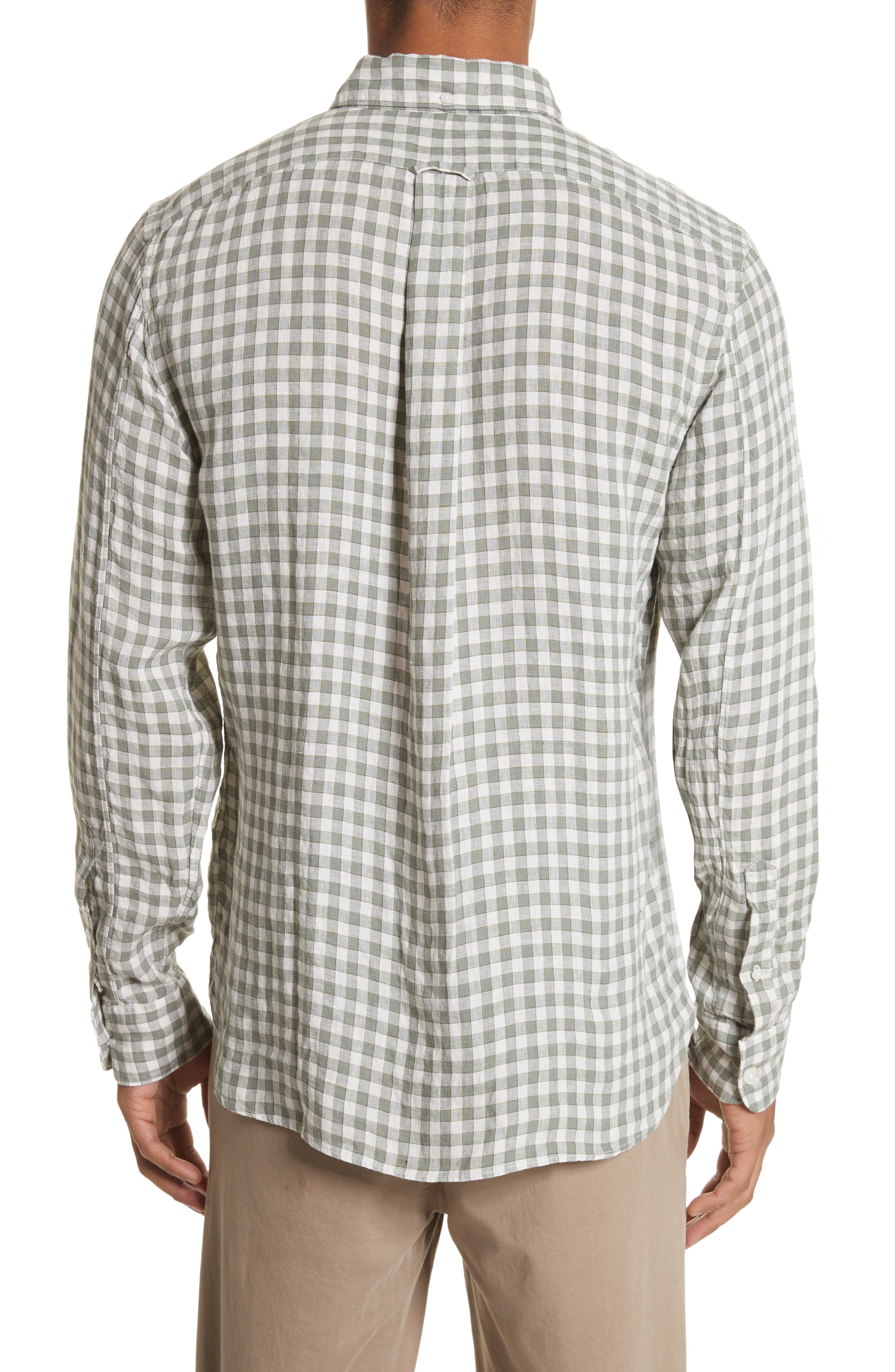 Check Woven Shirt,                             Alternate thumbnail 2, color,                             300