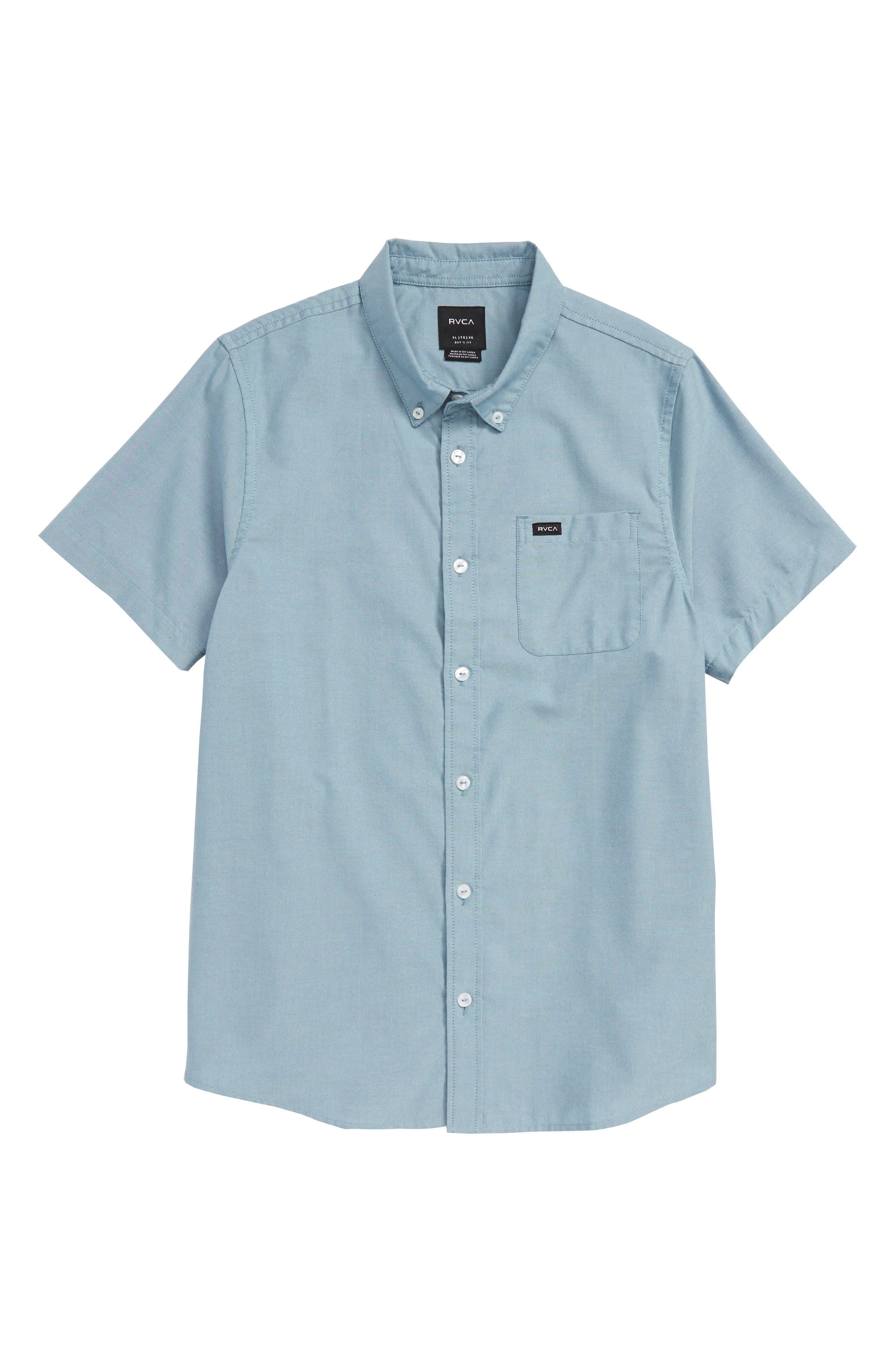 'That'll Do' Woven Shirt,                             Main thumbnail 5, color,
