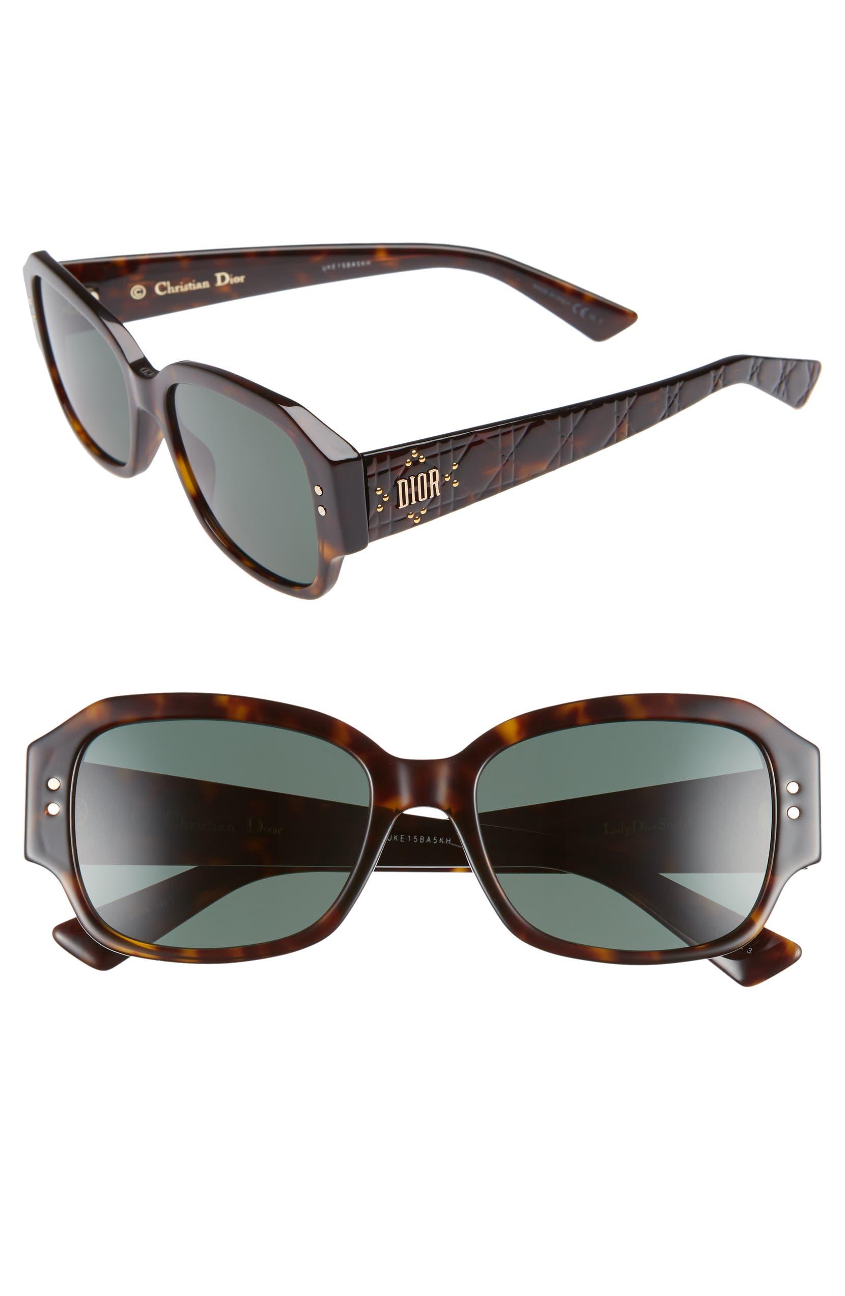 14ca75645af Dior Ladydiorstuds5 54mm Sunglasses