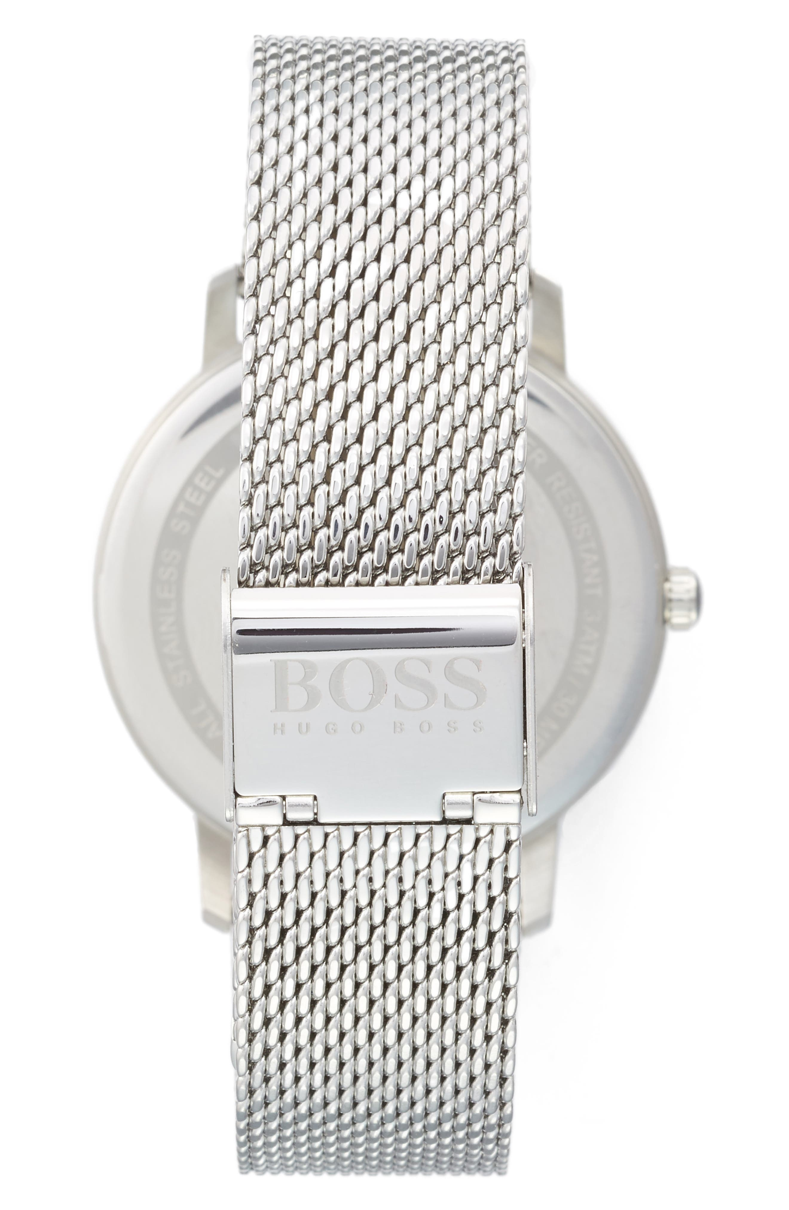 Tradition Mesh Strap Watch, 40mm,                             Alternate thumbnail 2, color,                             040