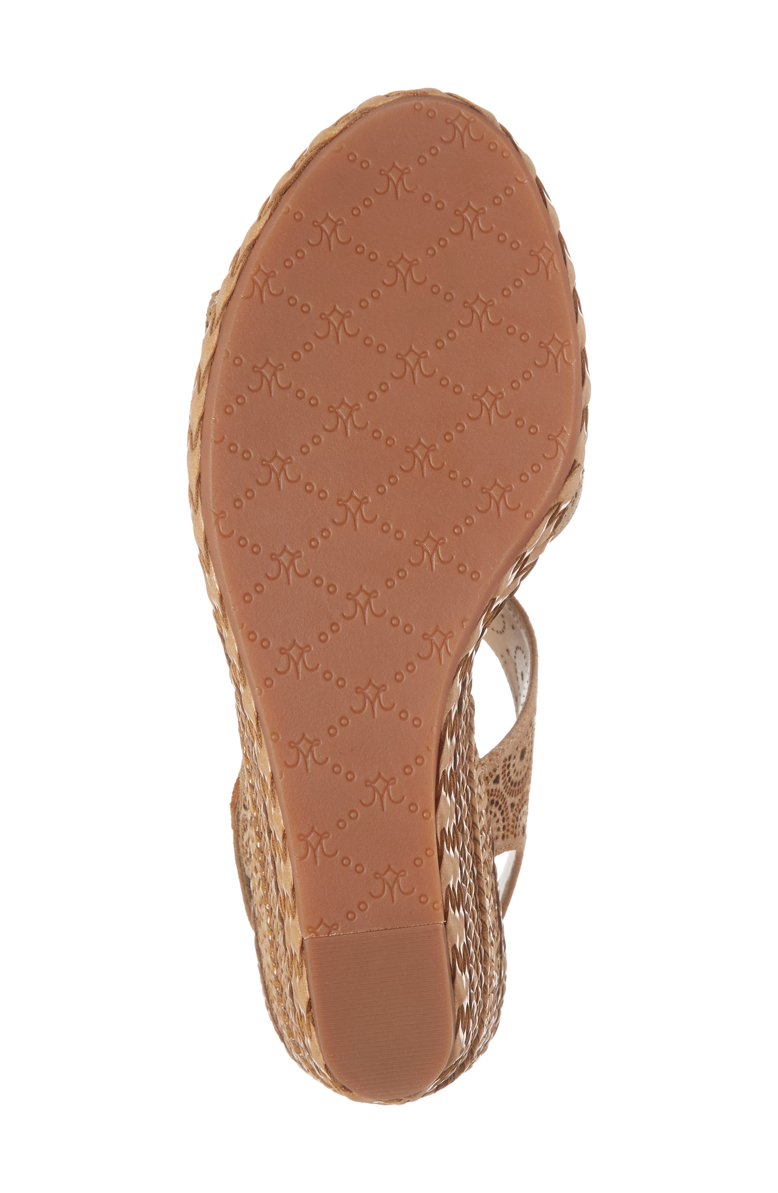 Georgiana Wedge Sandal,                             Alternate thumbnail 12, color,