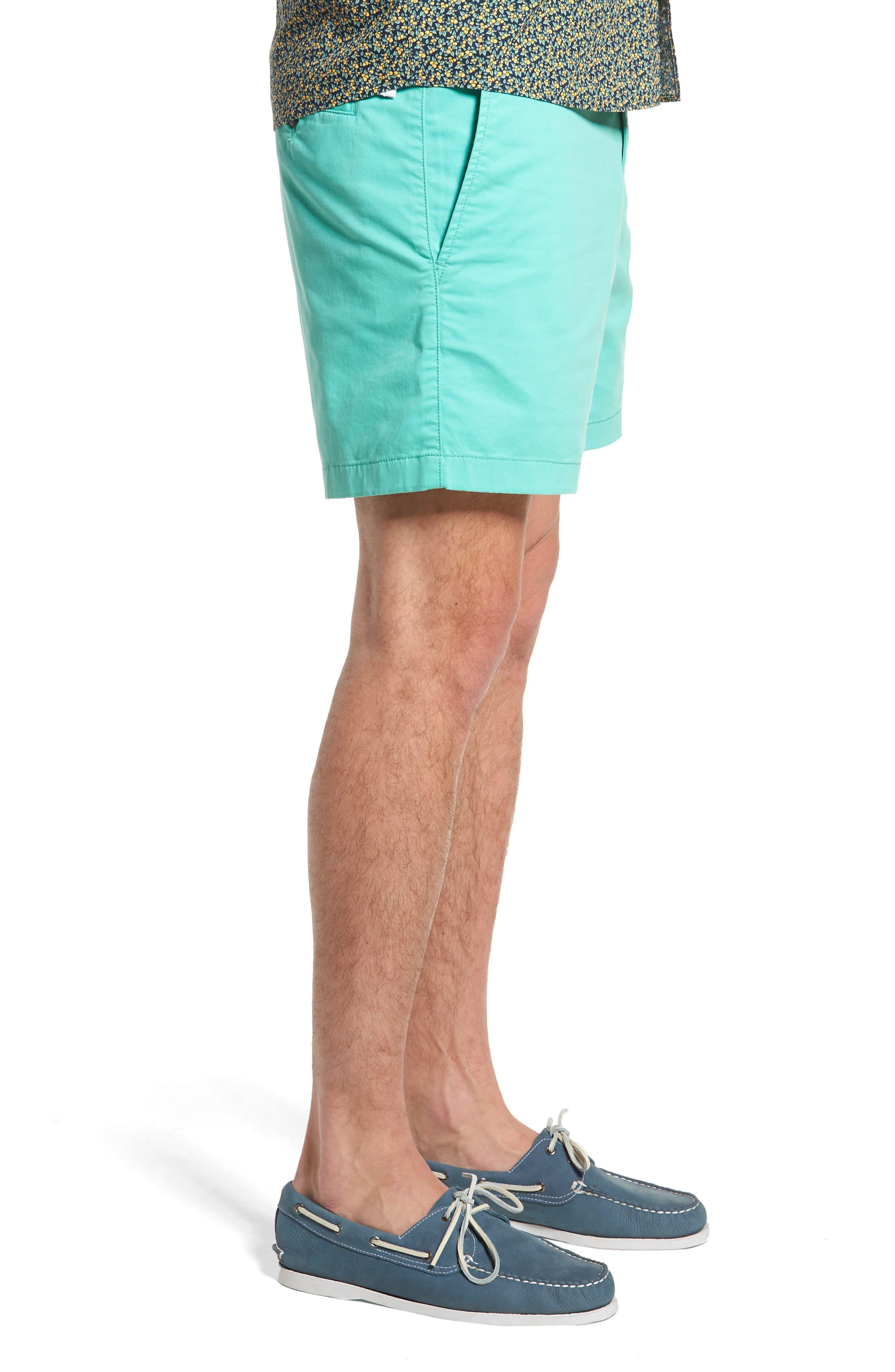 Ballard Slim Fit Stretch Chino 7-Inch Shorts,                             Alternate thumbnail 30, color,