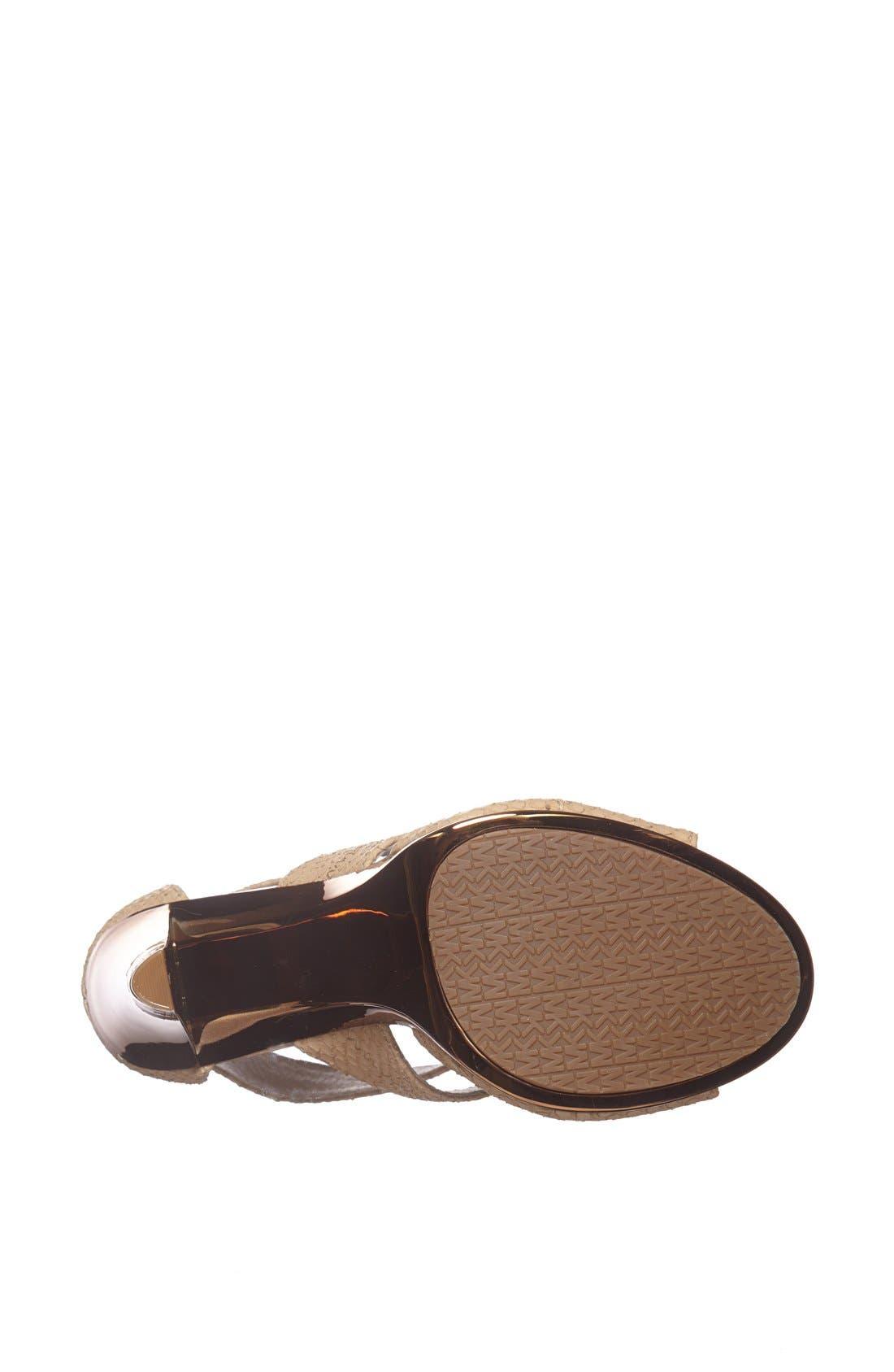 'Berkley' T-Strap Sandal,                             Alternate thumbnail 49, color,