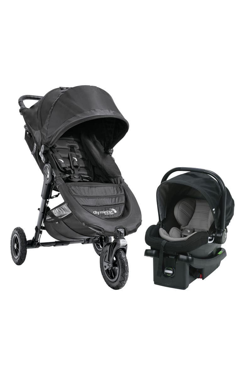 City Mini Single Stroller Go Infant Car Seat Travel System
