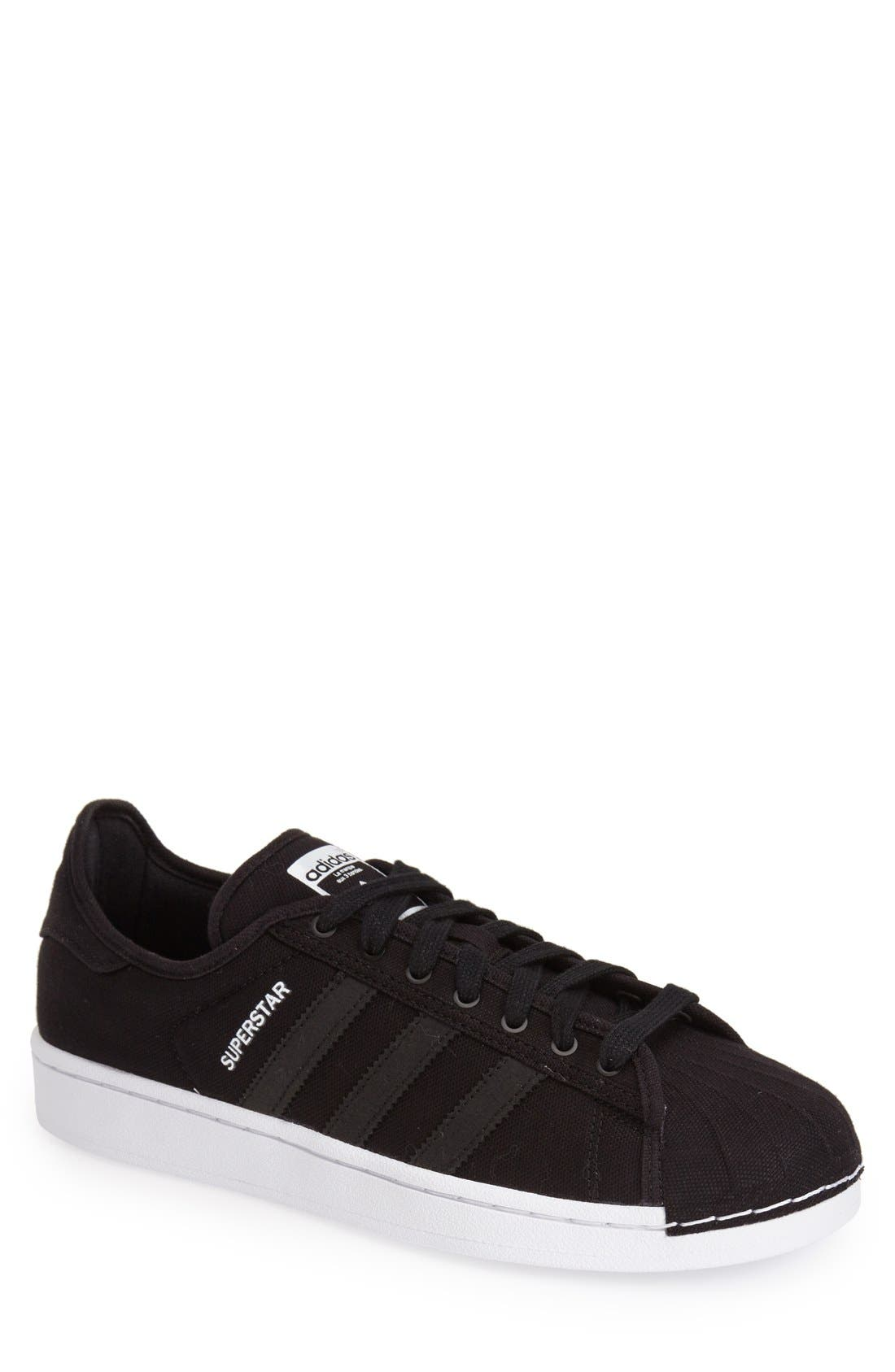 Superstar Sneaker,                         Main,                         color, 001