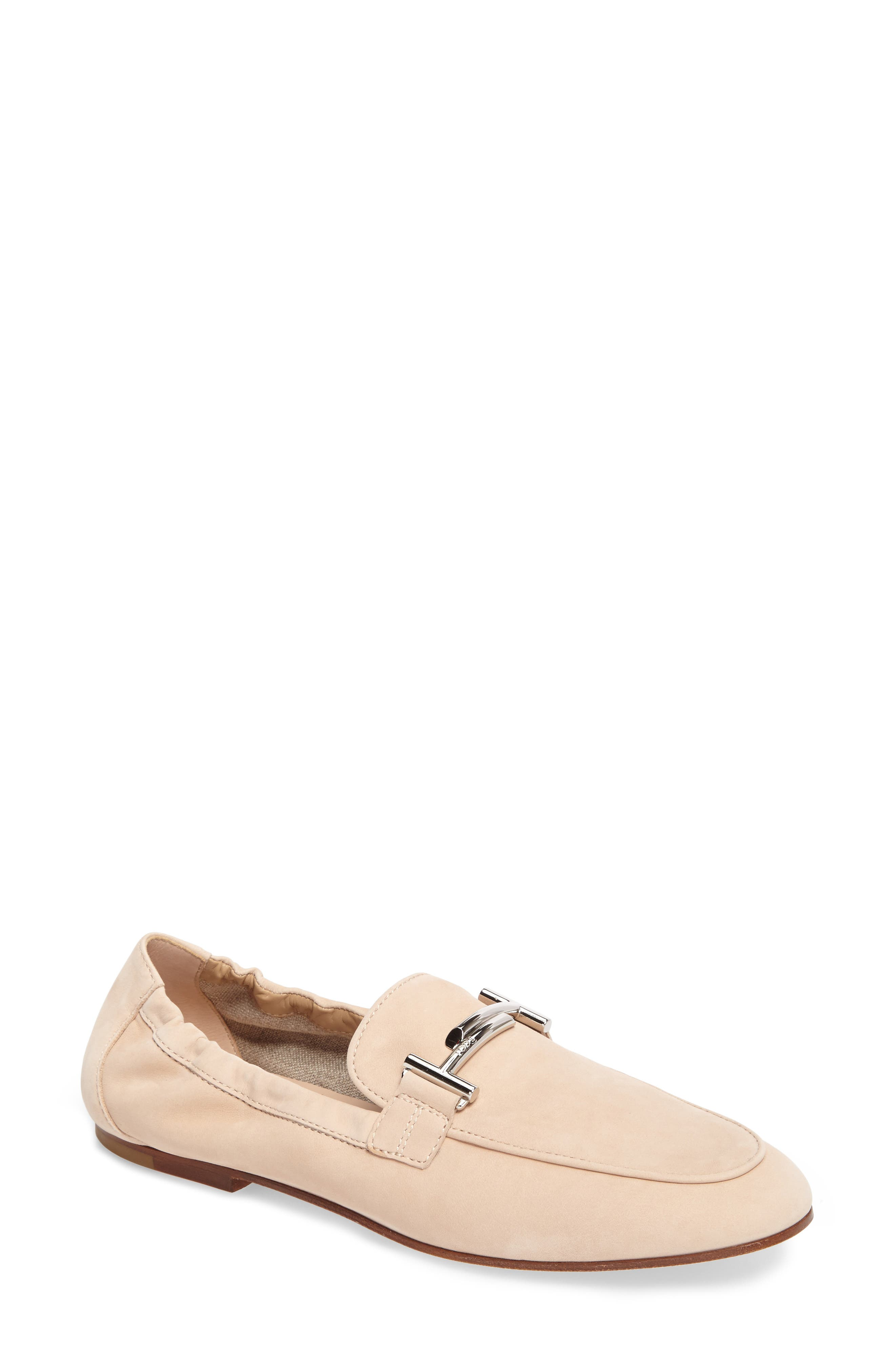 Double T Scrunch Loafer,                             Main thumbnail 3, color,
