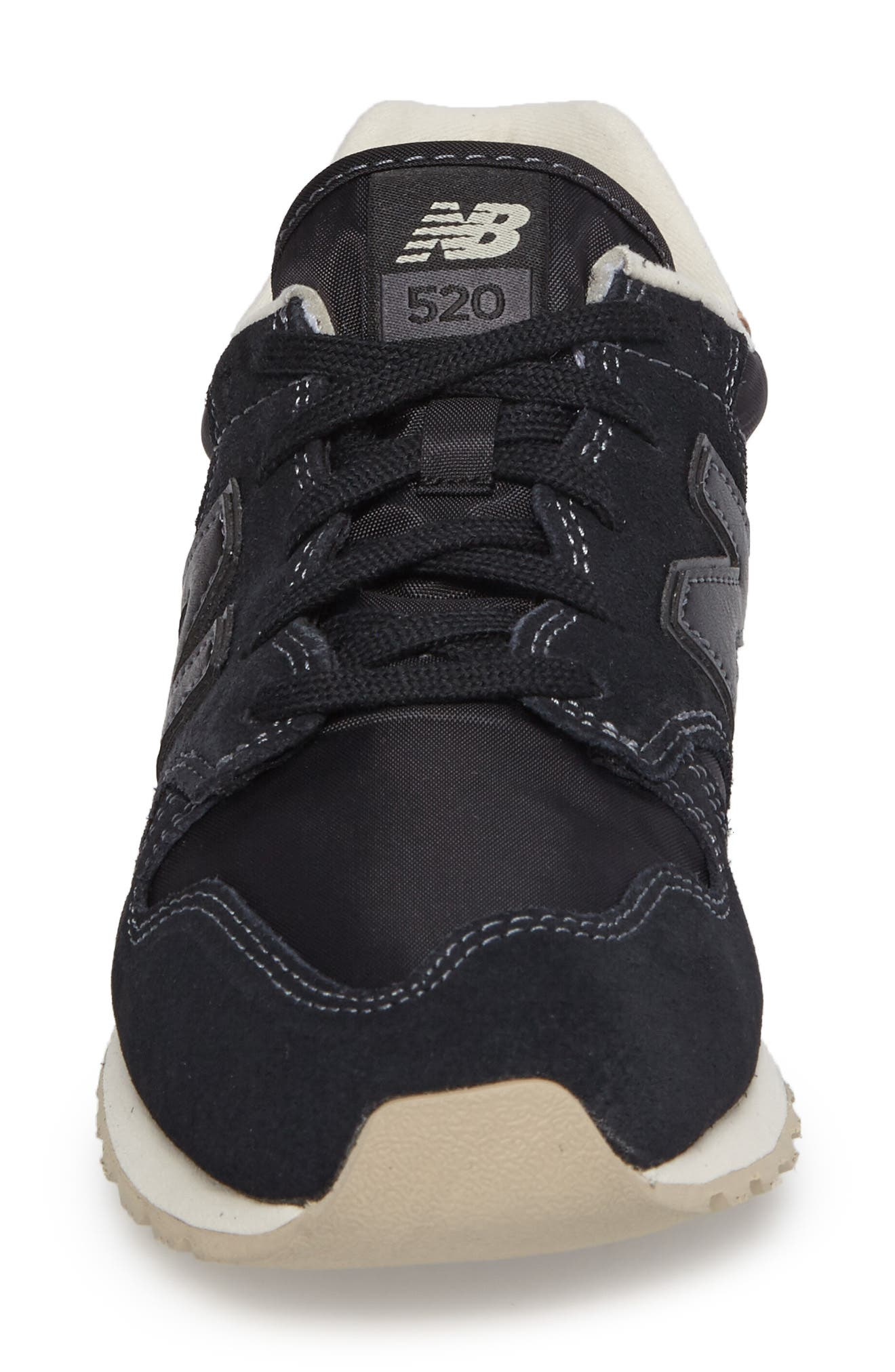 520 Sneaker,                             Alternate thumbnail 4, color,                             001