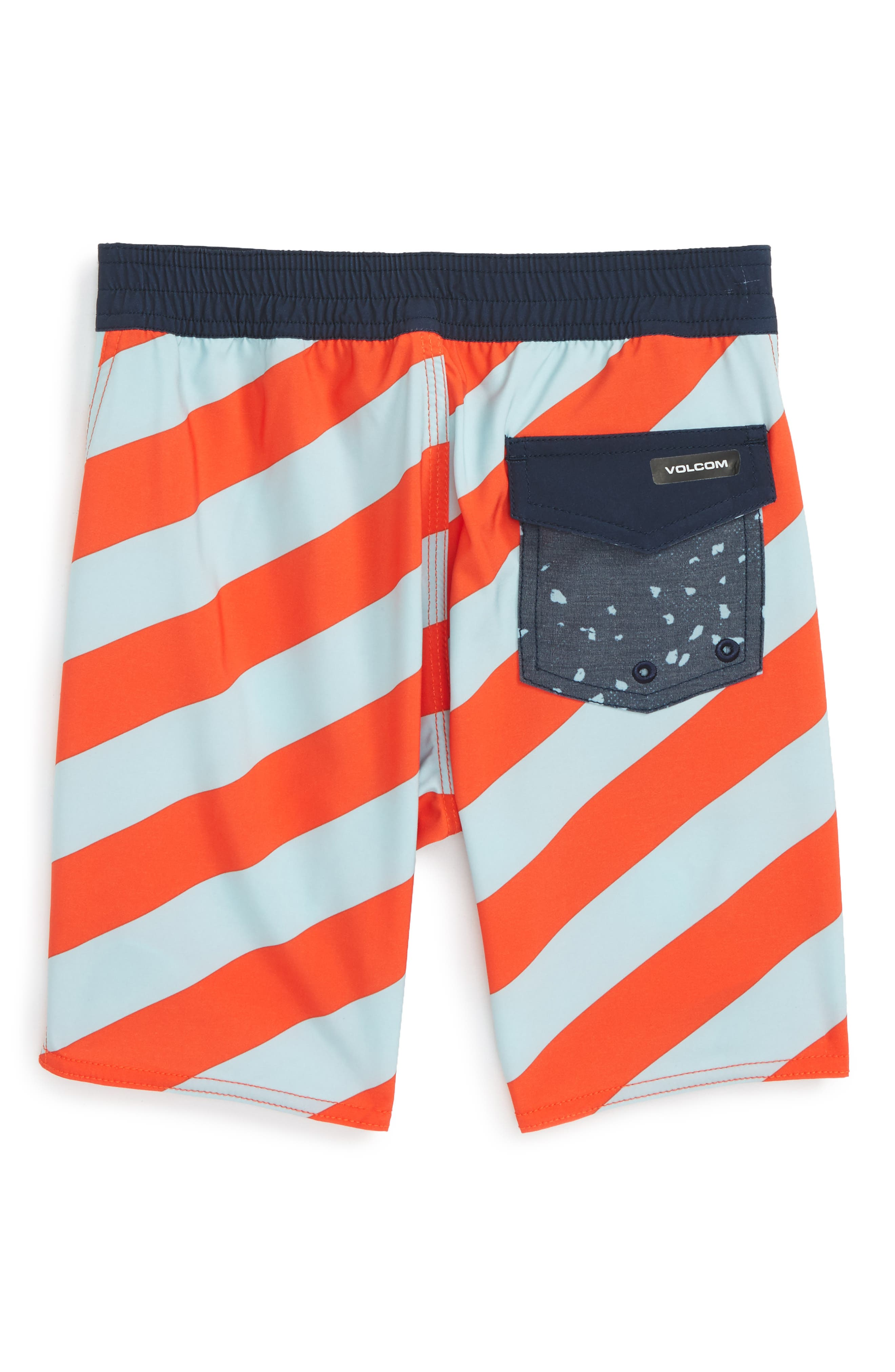 Stripey Jammer Board Shorts,                             Main thumbnail 1, color,                             820