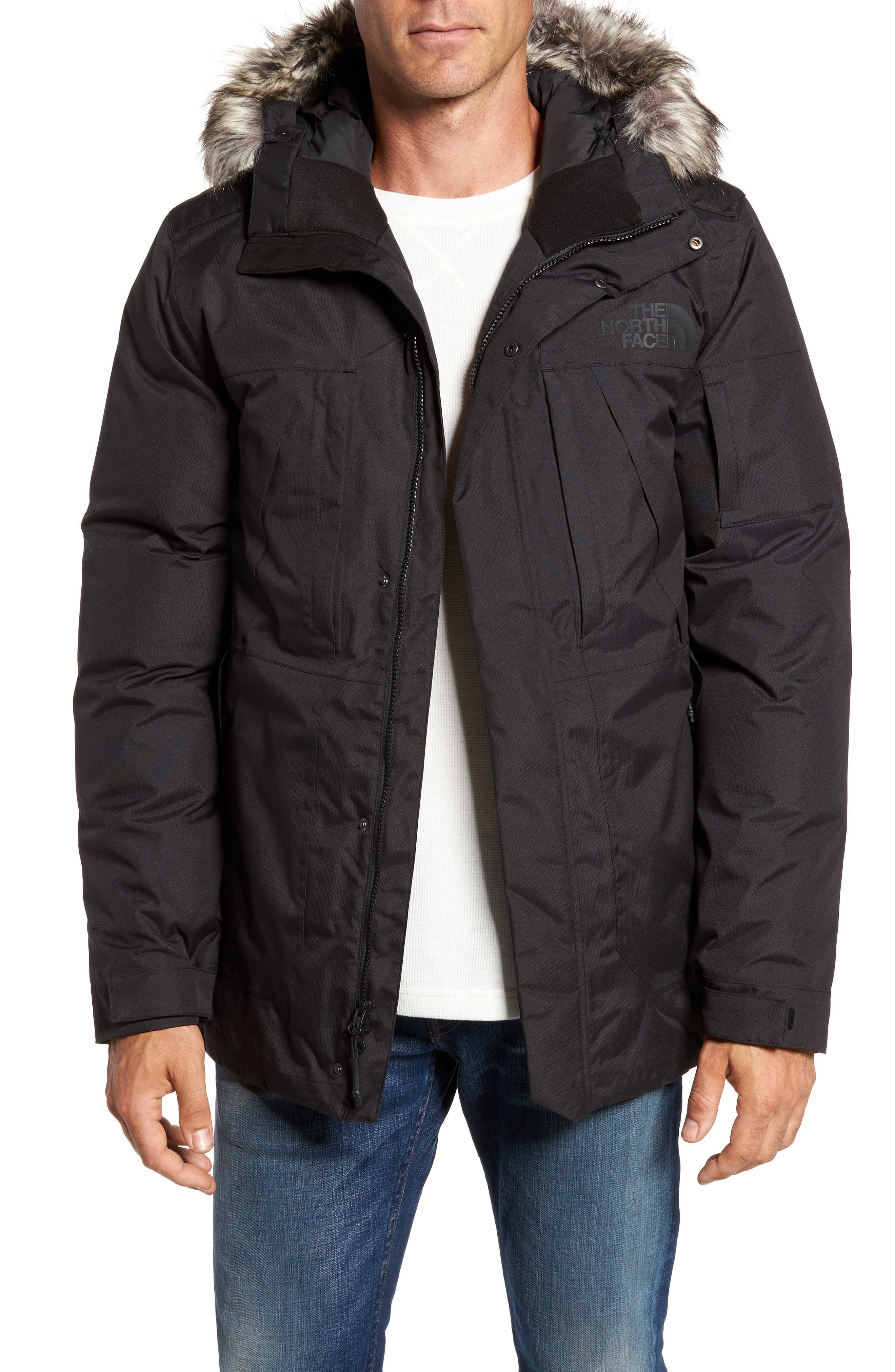 Outer Boroughs Waterproof Parka,                         Main,                         color, 001