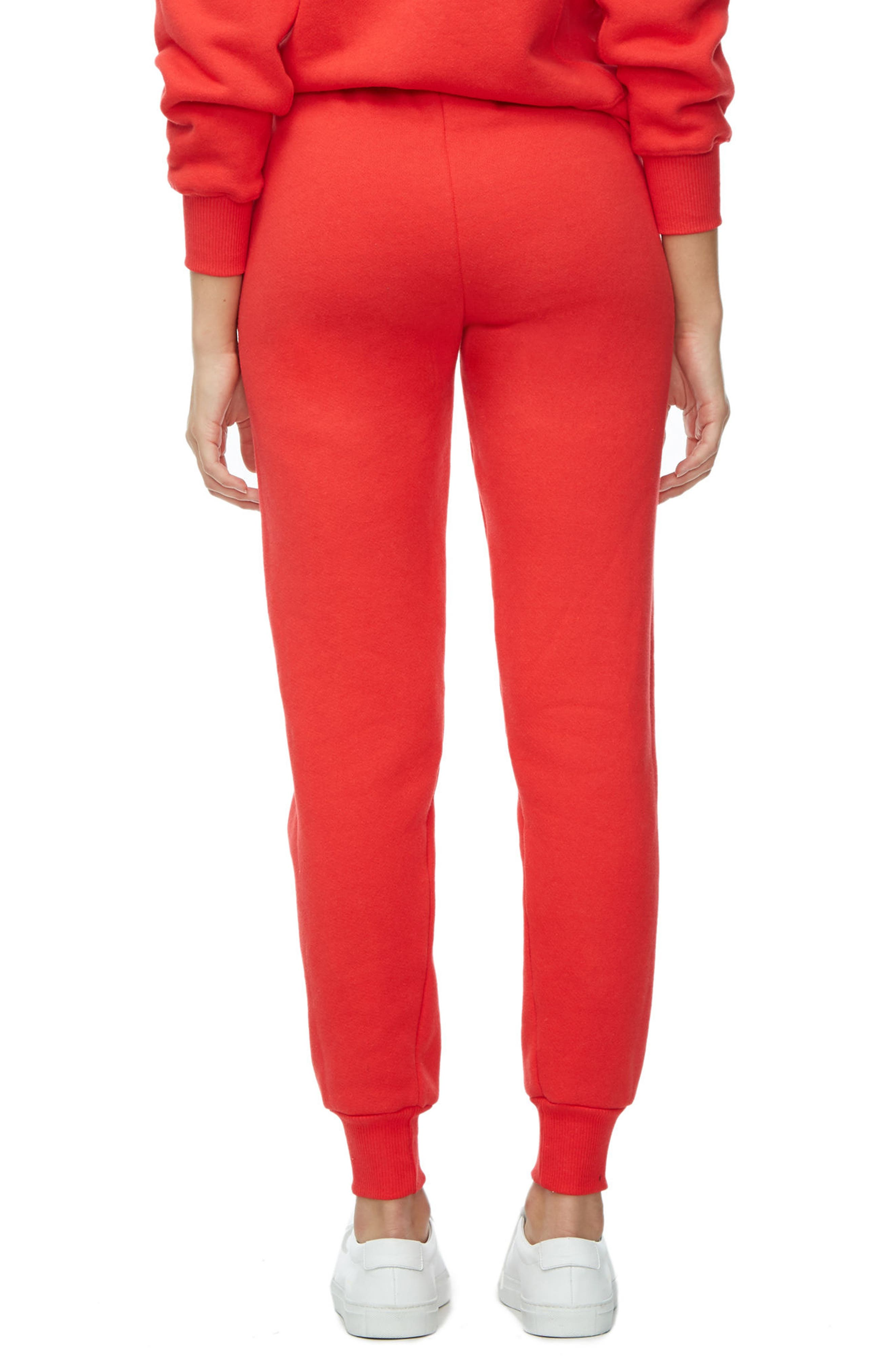 Good Sweats The Twisted Seam Pants,                             Alternate thumbnail 9, color,