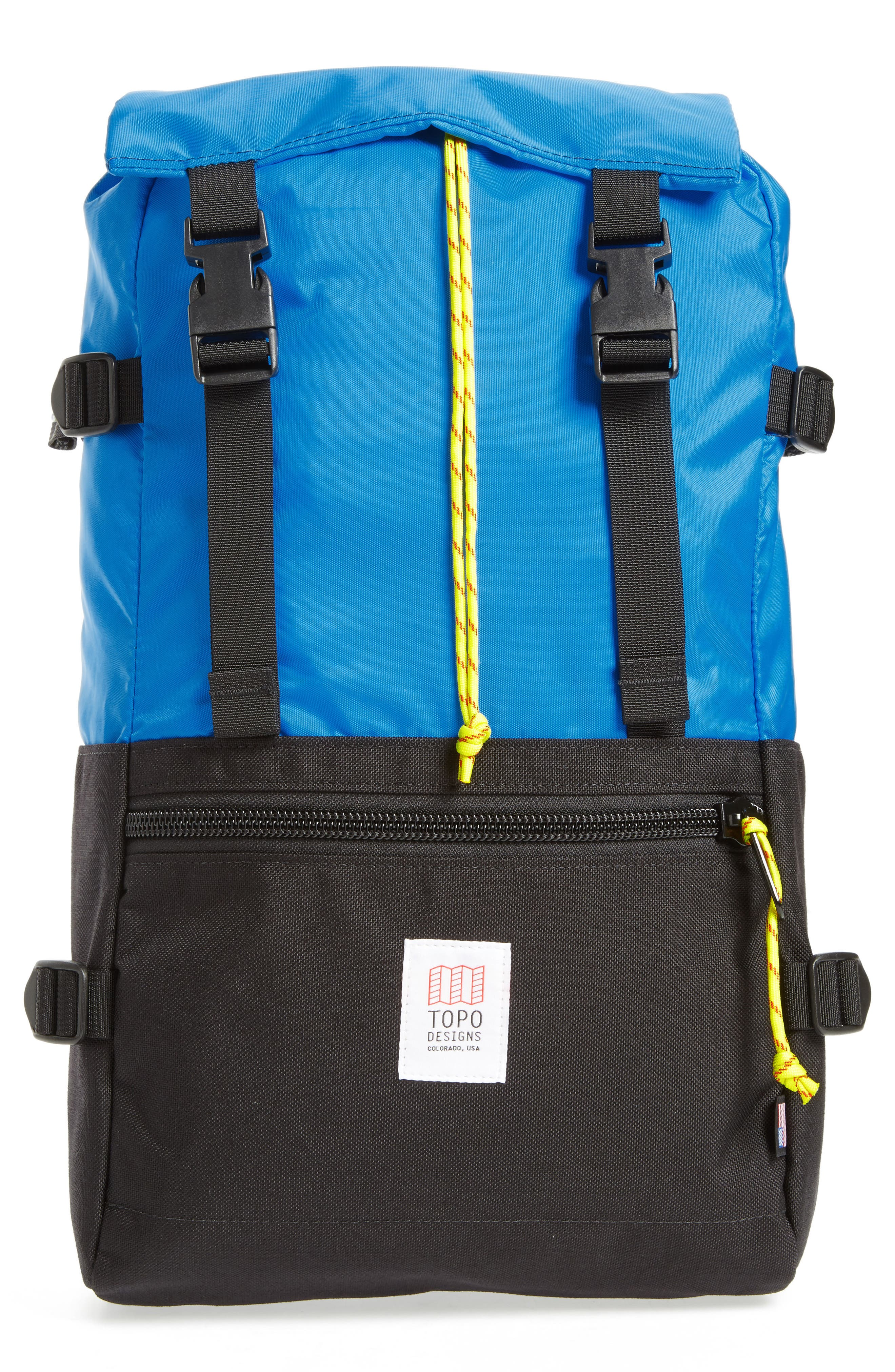 Topo Designs Rover Backpack - Blue