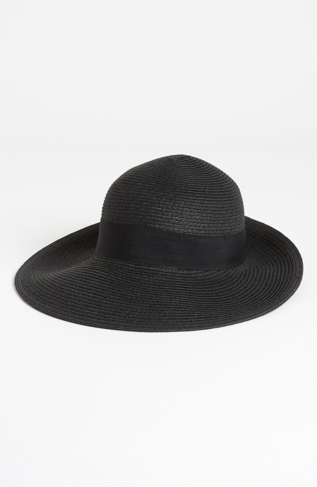 Wide Brim Sun Hat,                             Main thumbnail 1, color,
