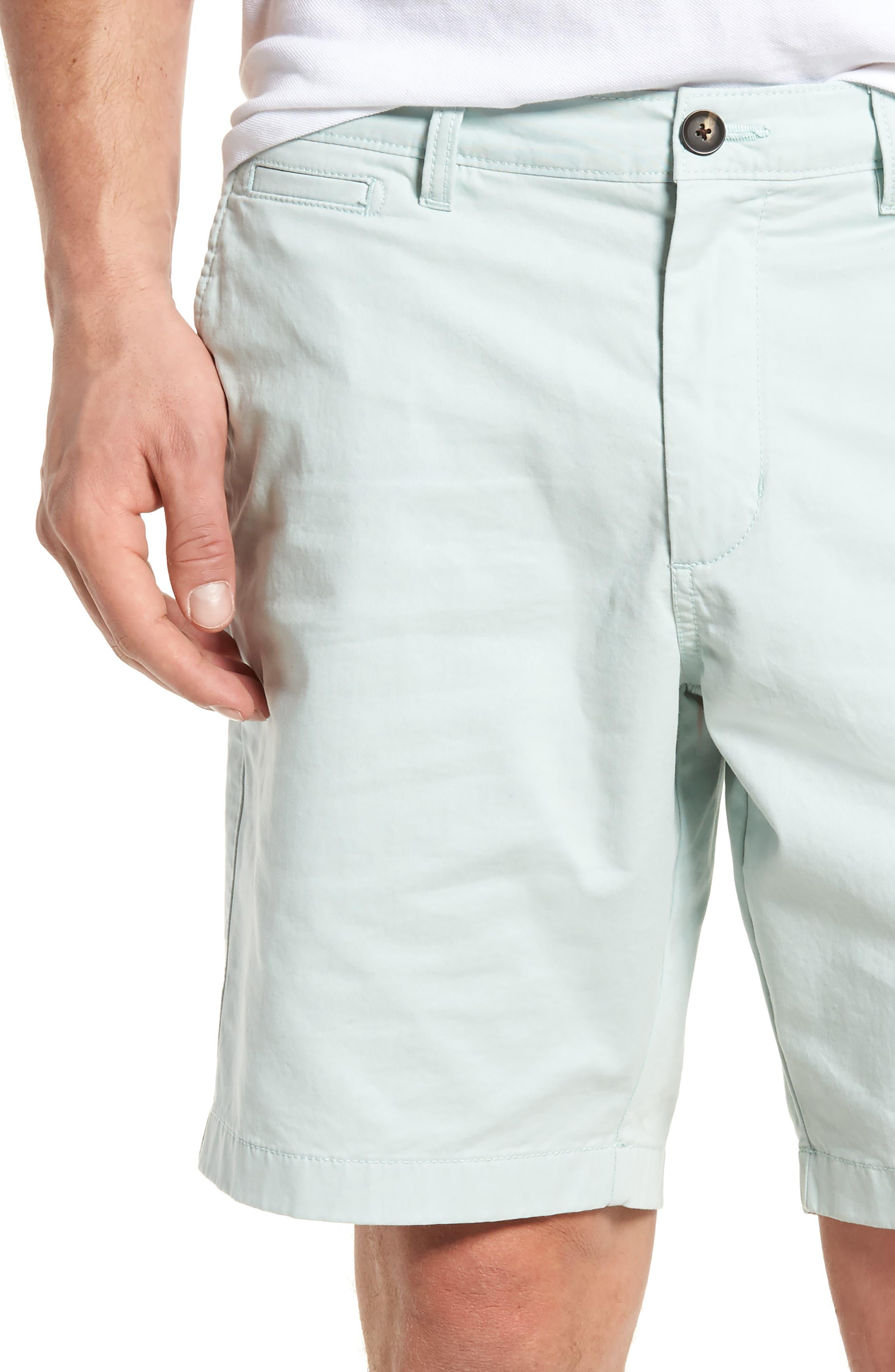 Ballard Slim Fit Stretch Chino 9-Inch Shorts,                             Alternate thumbnail 44, color,