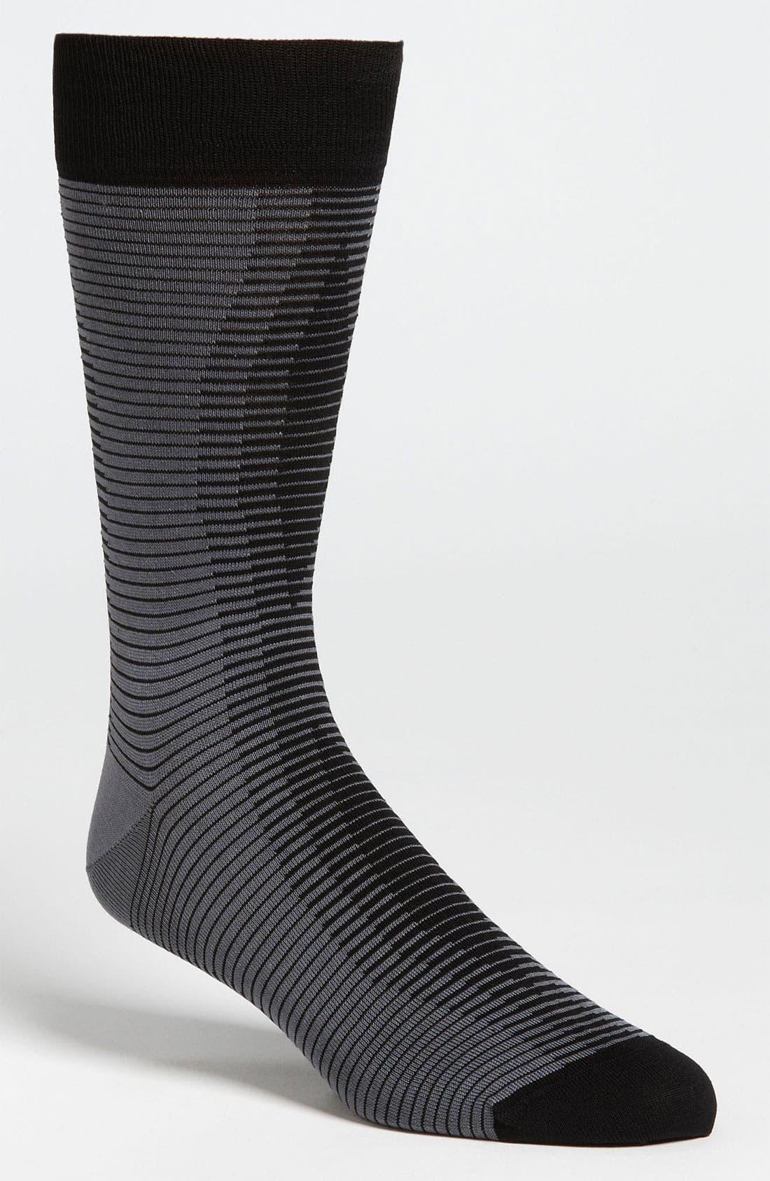 Stripe Socks,                             Main thumbnail 4, color,