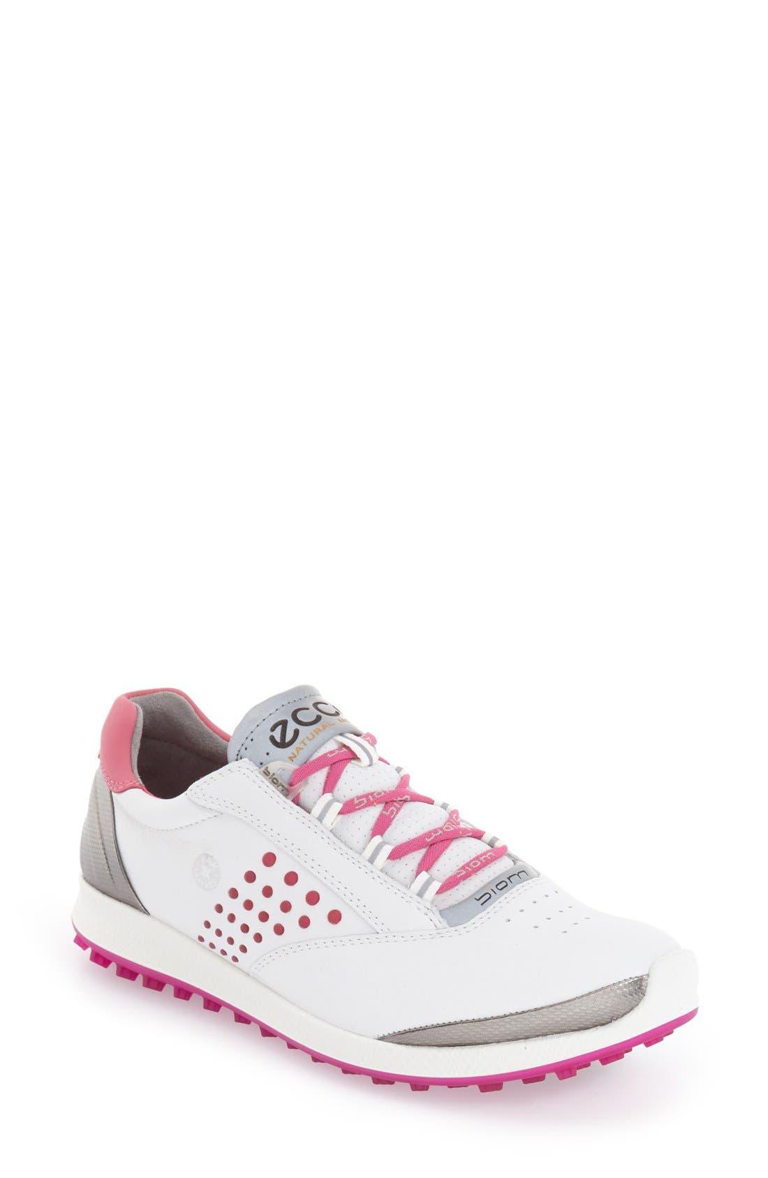 'BIOM' Hydromax<sup>®</sup> Waterproof Golf Shoe,                             Main thumbnail 5, color,