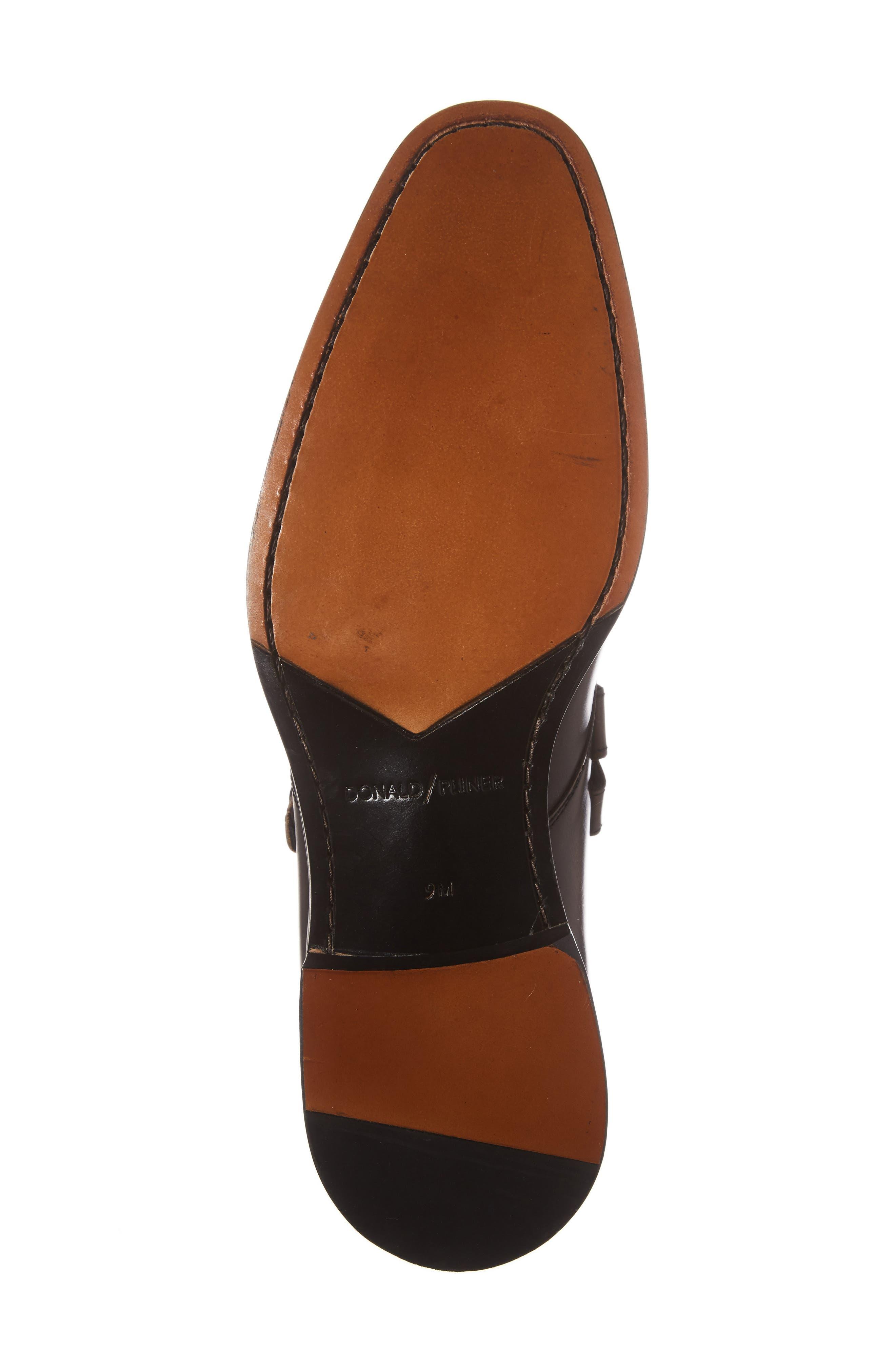 Donald J Pliner Zigor Double Monk Strap Boot,                             Alternate thumbnail 6, color,                             200