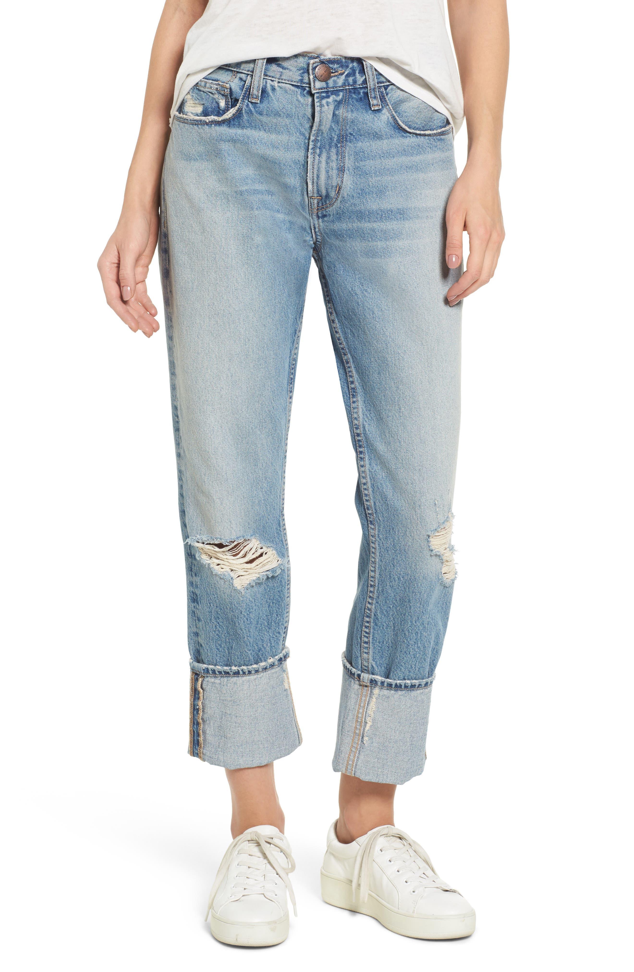 The His Boyfriend Jeans,                         Main,                         color,