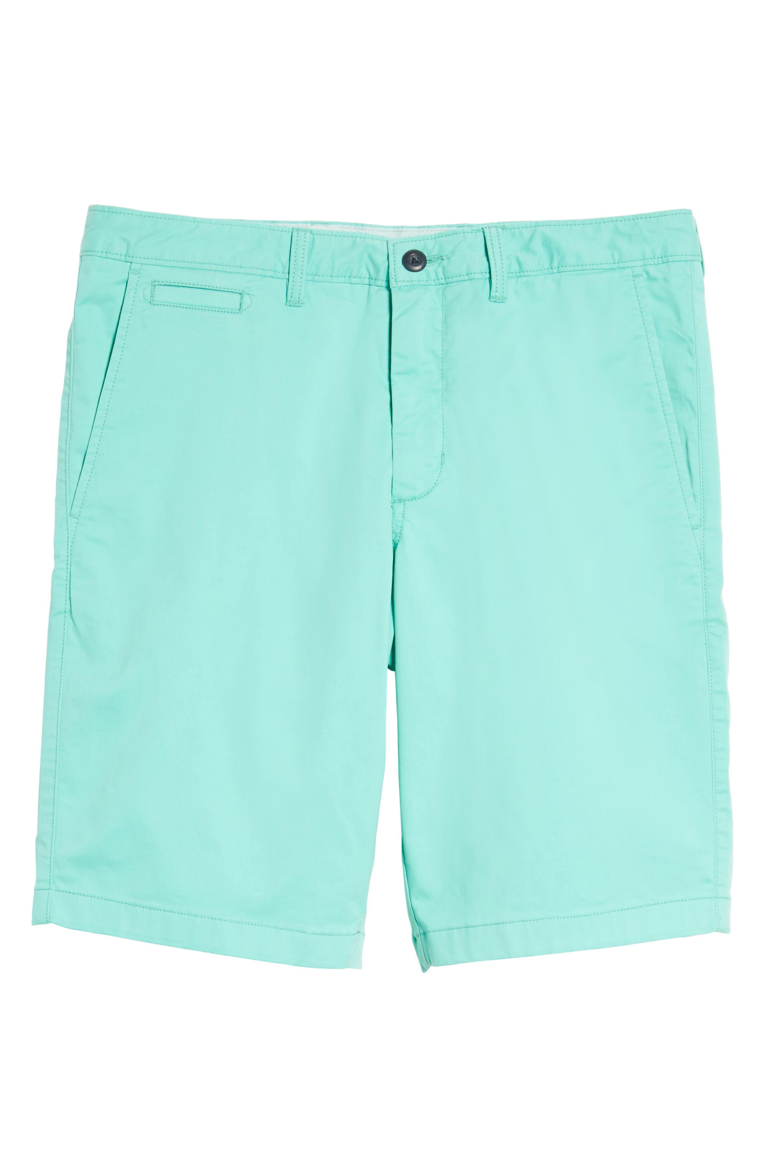 Ballard Slim Fit Stretch Chino 11-Inch Shorts,                             Alternate thumbnail 81, color,