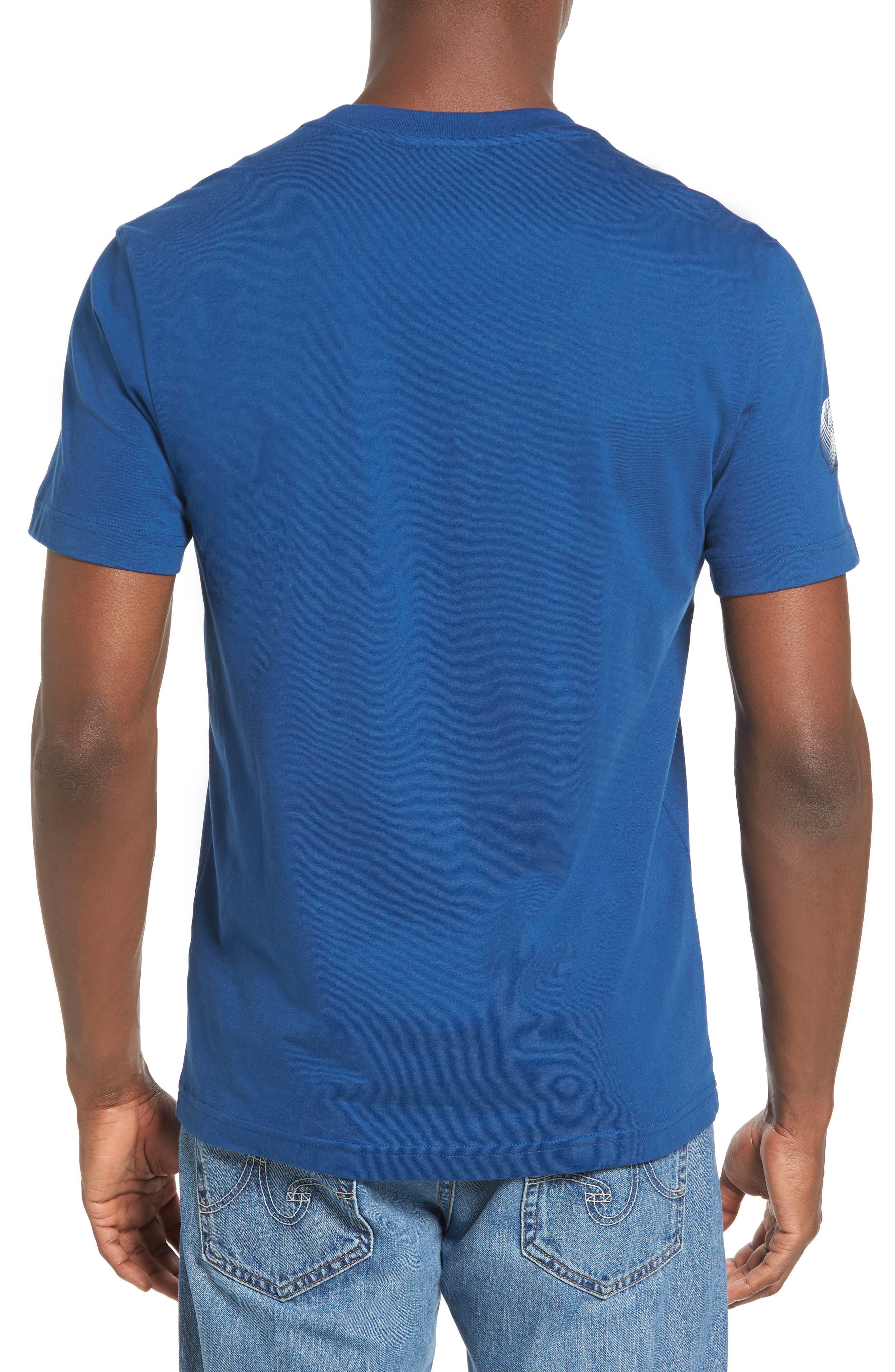 3D Print Logo Graphic T-Shirt,                             Alternate thumbnail 10, color,