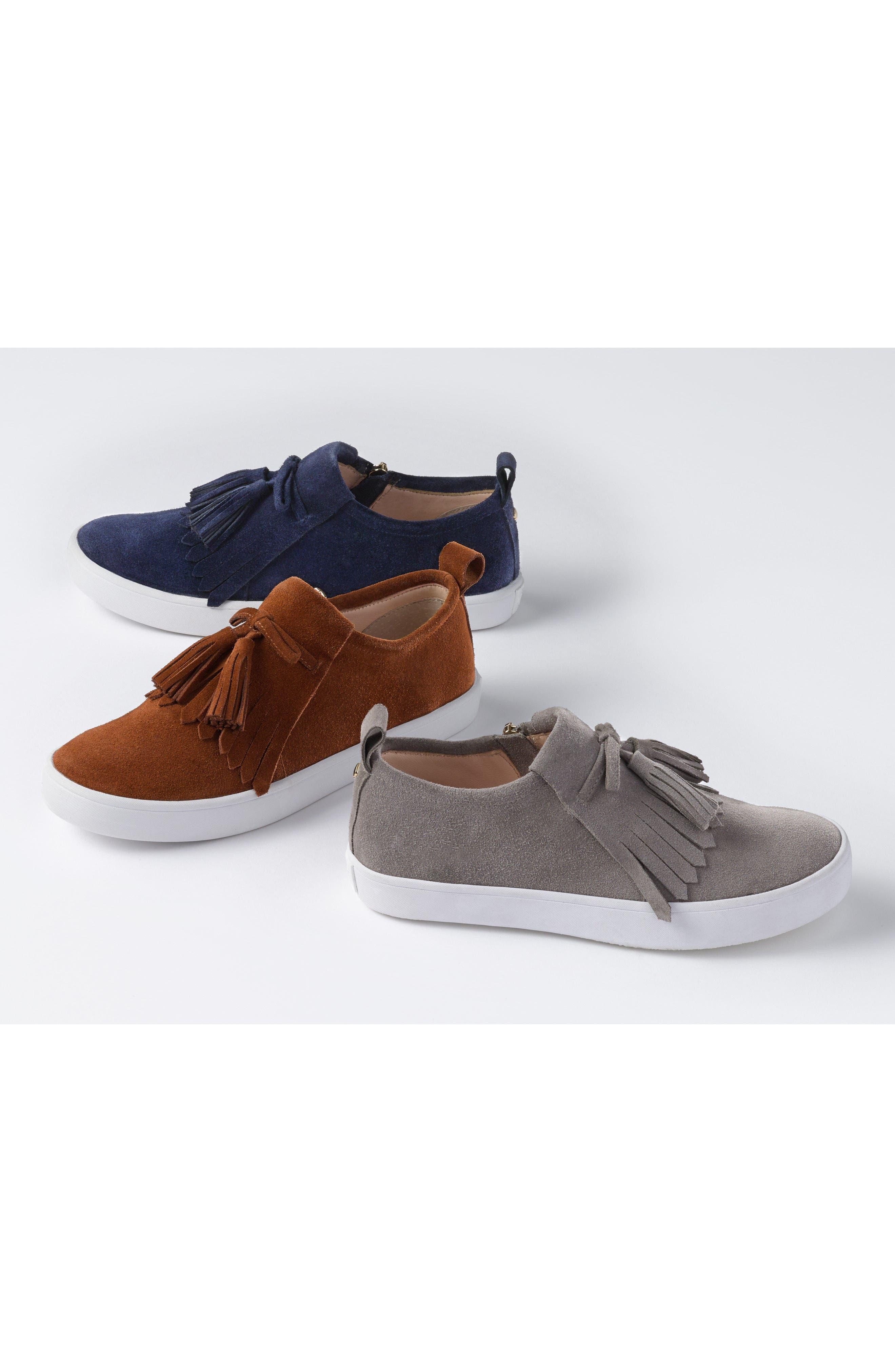 lenna tassel sneaker,                             Alternate thumbnail 7, color,                             200