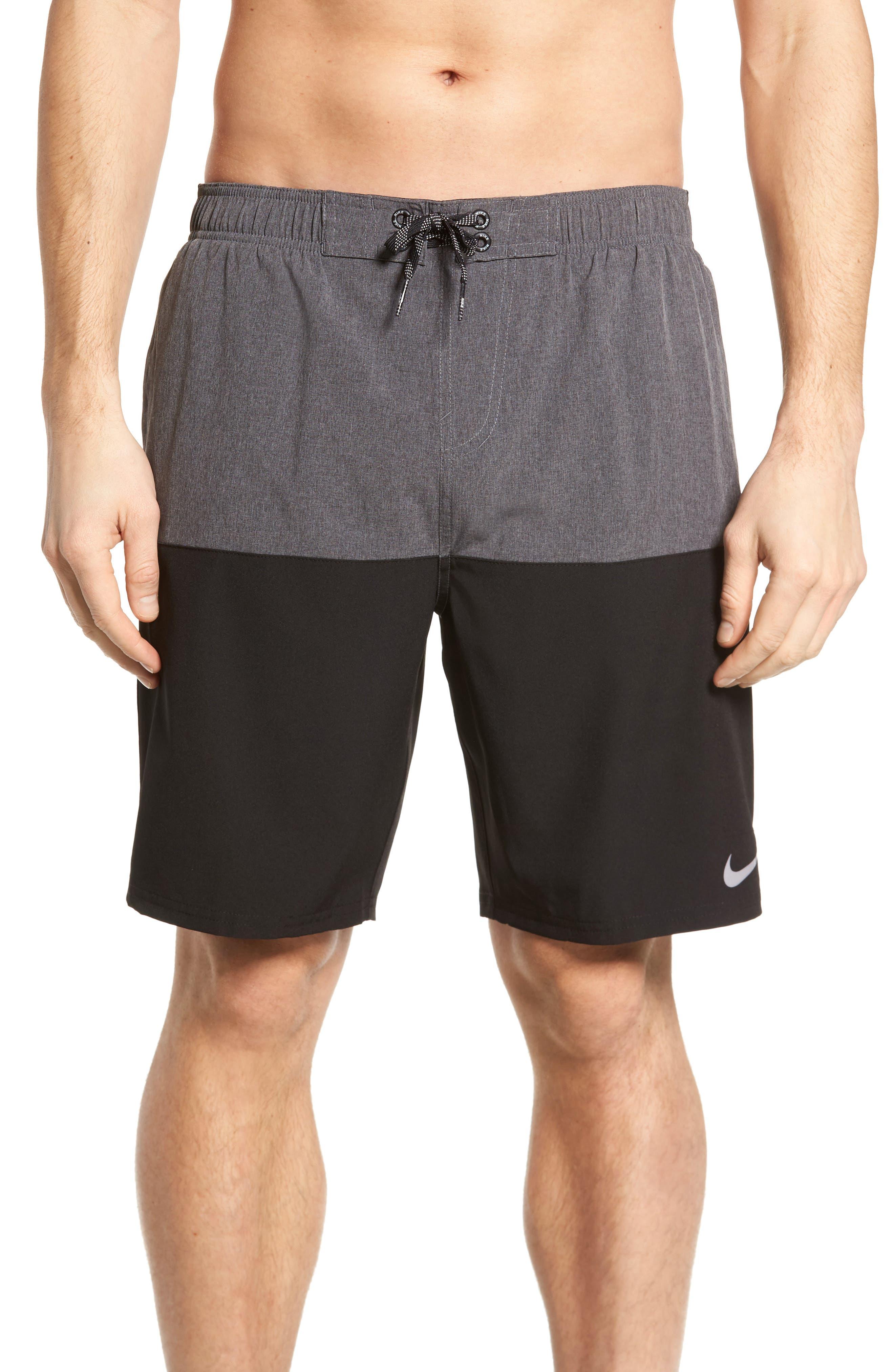Split Board Shorts,                             Main thumbnail 1, color,                             001