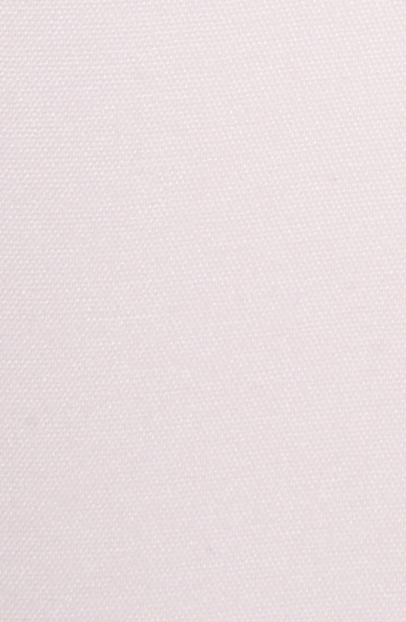 Soft Blossom Off the Shoulder Sheath Dress,                             Alternate thumbnail 5, color,                             683