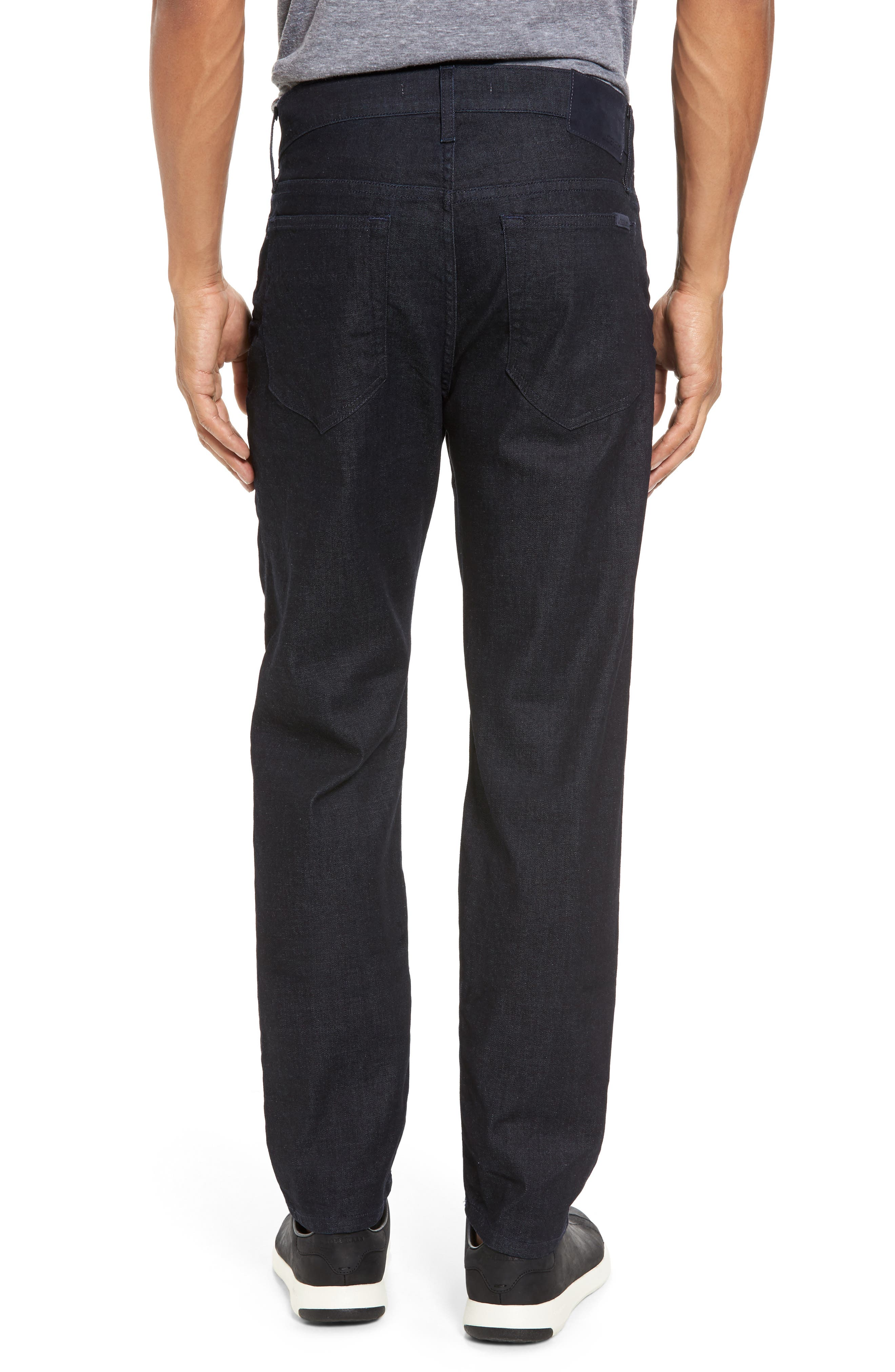 Brixton Slim Straight Fit Jeans,                             Alternate thumbnail 2, color,