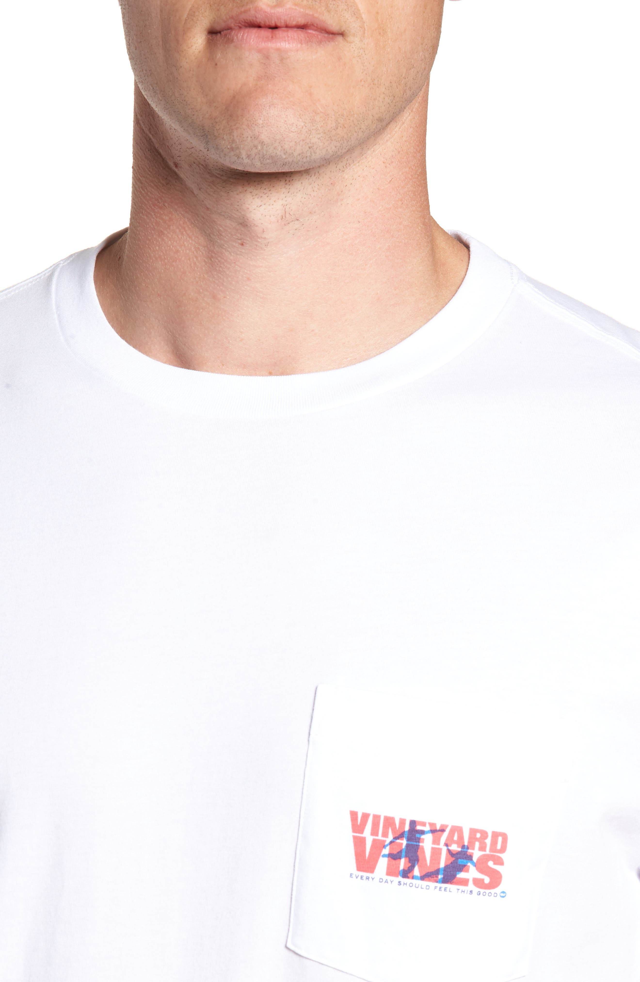 Knockout Soccer T-Shirt,                             Alternate thumbnail 4, color,                             100