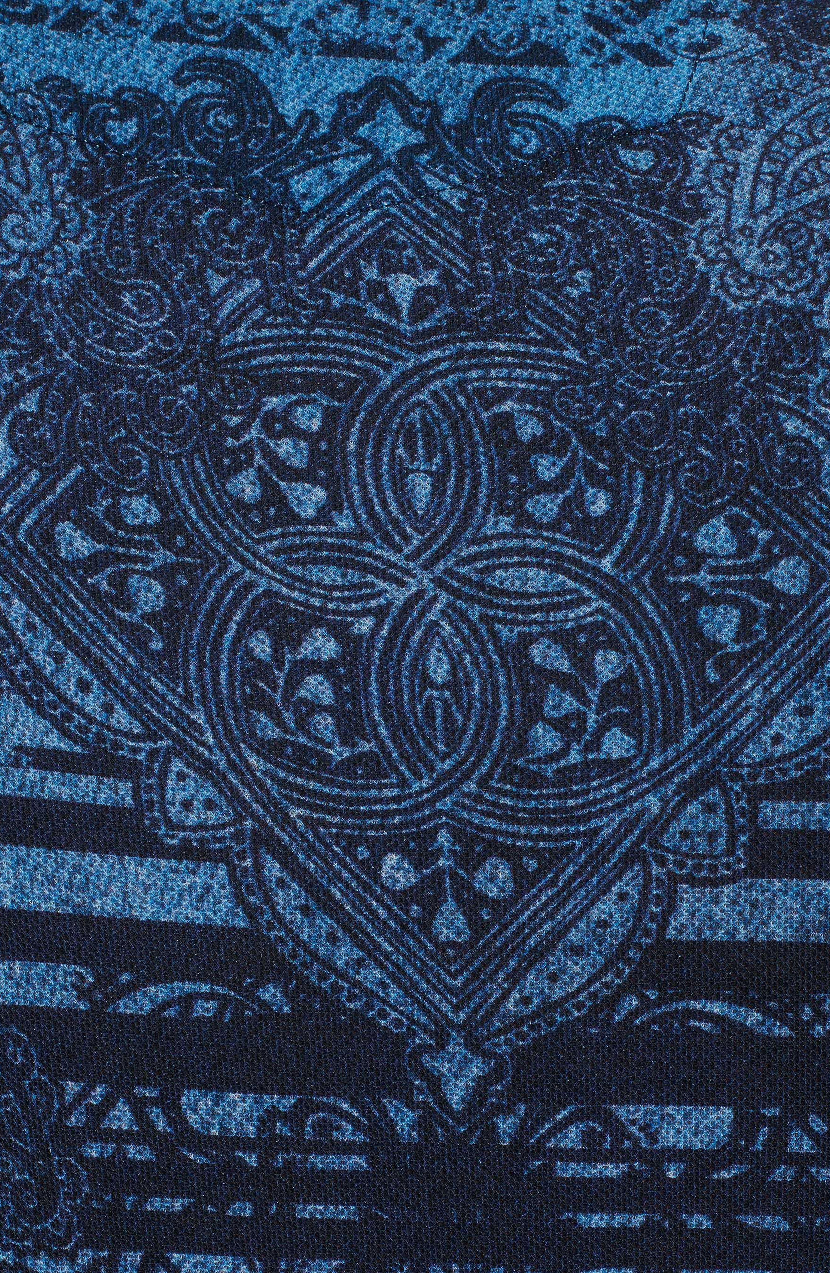 Koppen Print Polo,                             Alternate thumbnail 3, color,