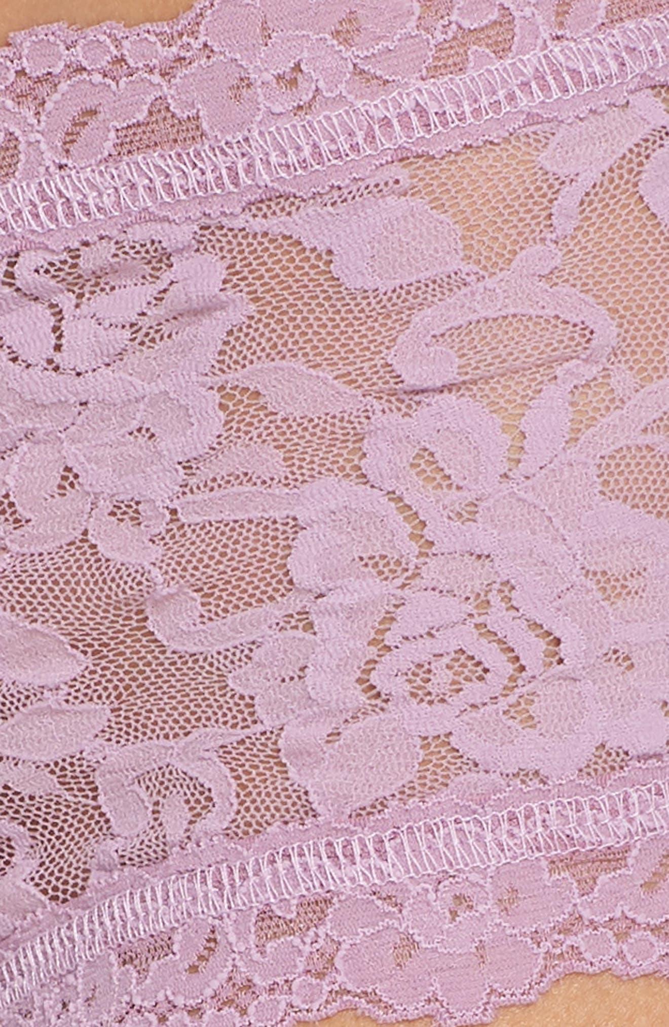'Signature Lace' Boyshorts,                             Alternate thumbnail 438, color,
