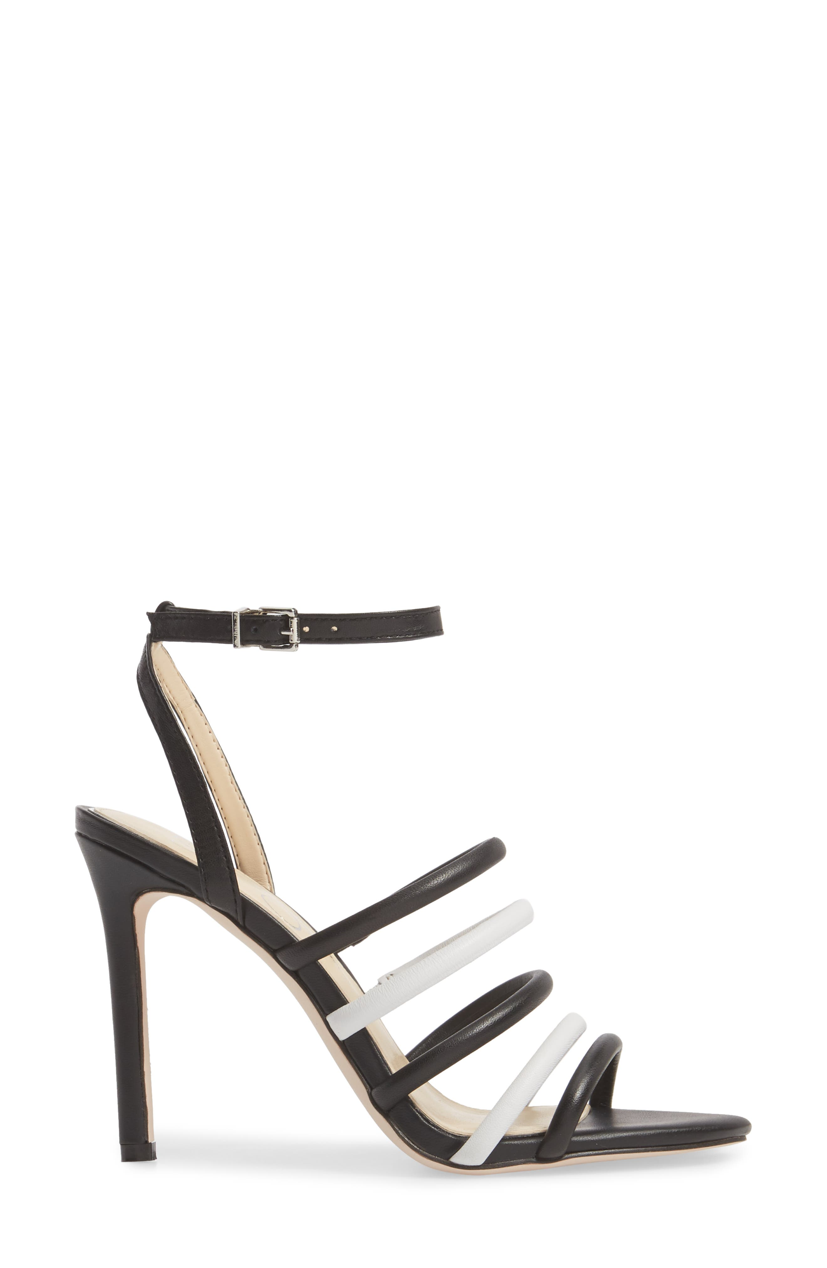 Joselle Strappy Sandal,                             Alternate thumbnail 7, color,