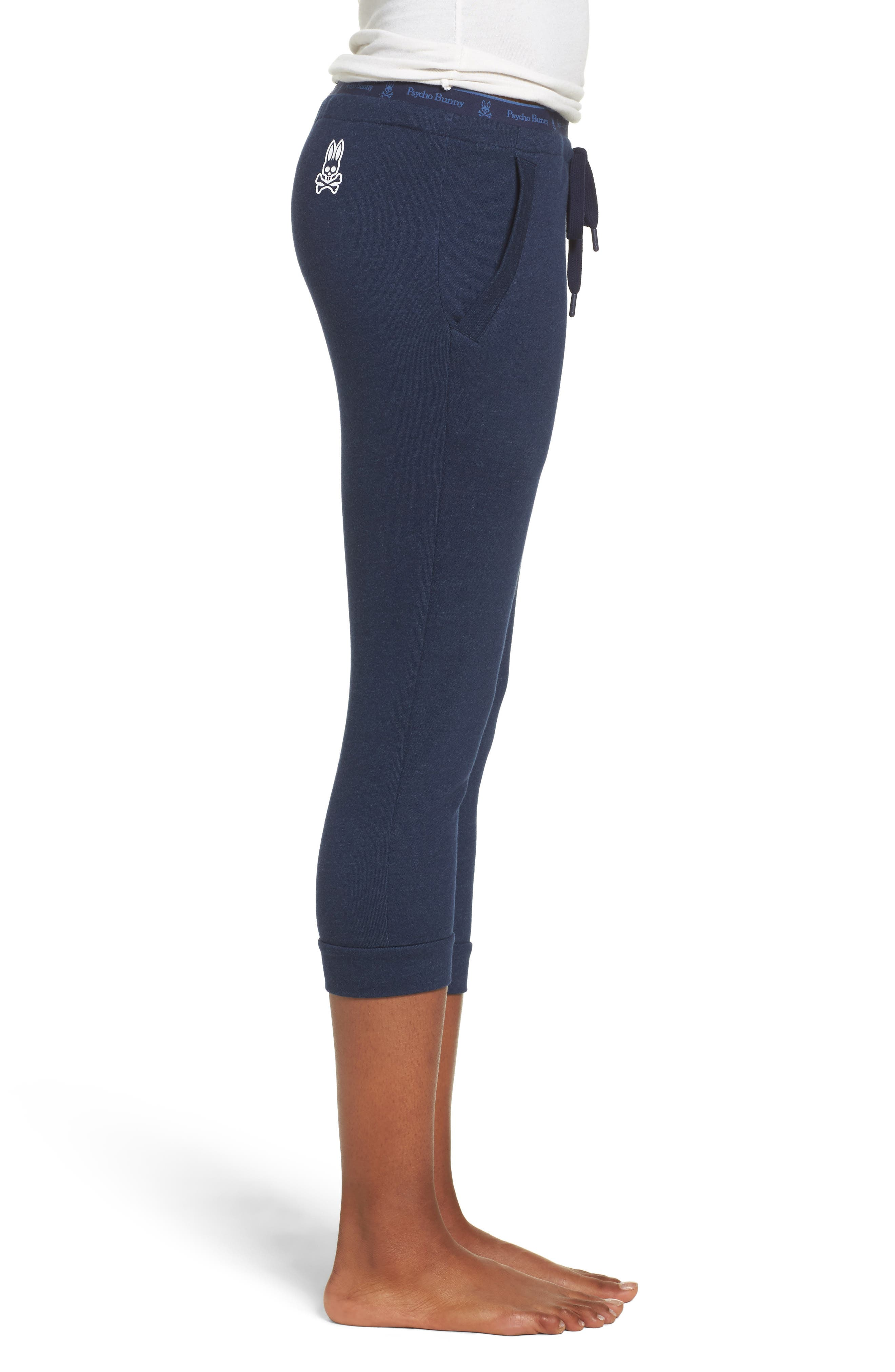 French Terry Pants,                             Alternate thumbnail 3, color,                             400
