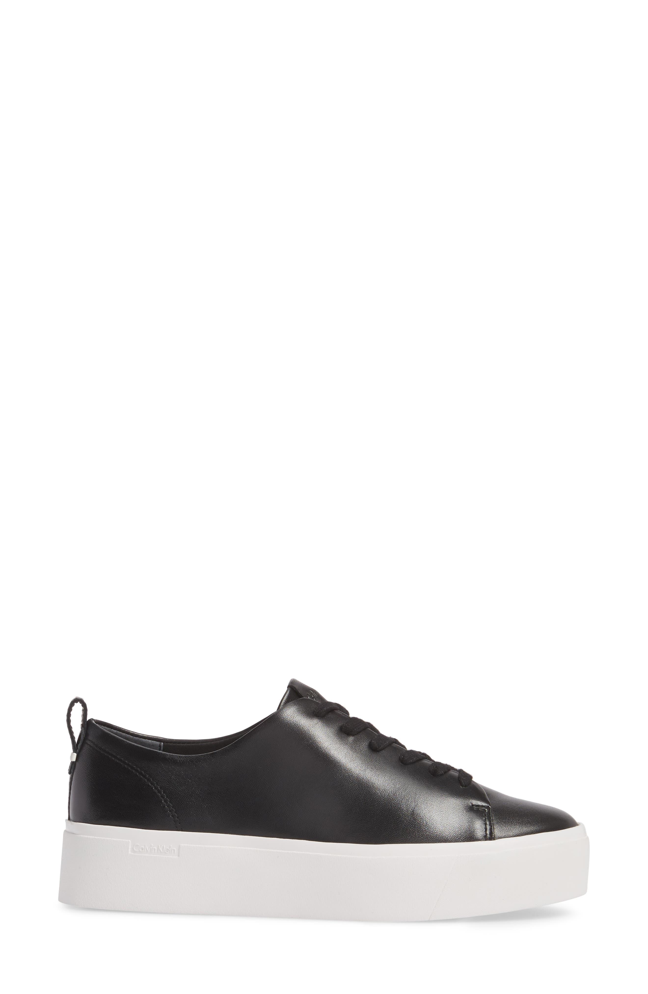 Janet Platform Sneaker,                             Alternate thumbnail 5, color,