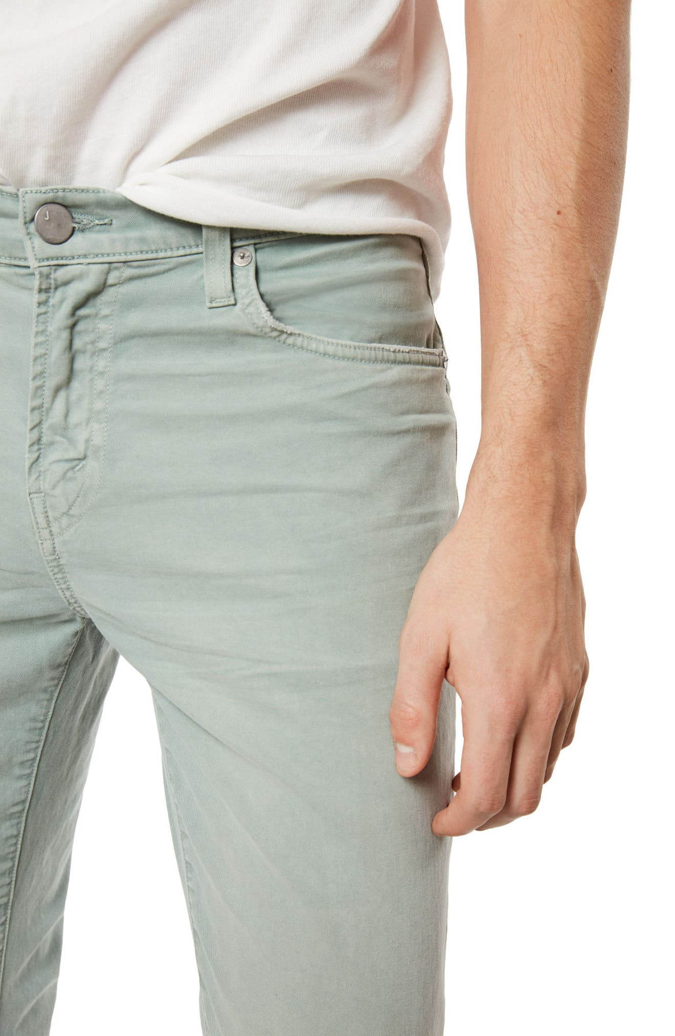 Tyler Slim Fit Jeans,                             Alternate thumbnail 4, color,                             301