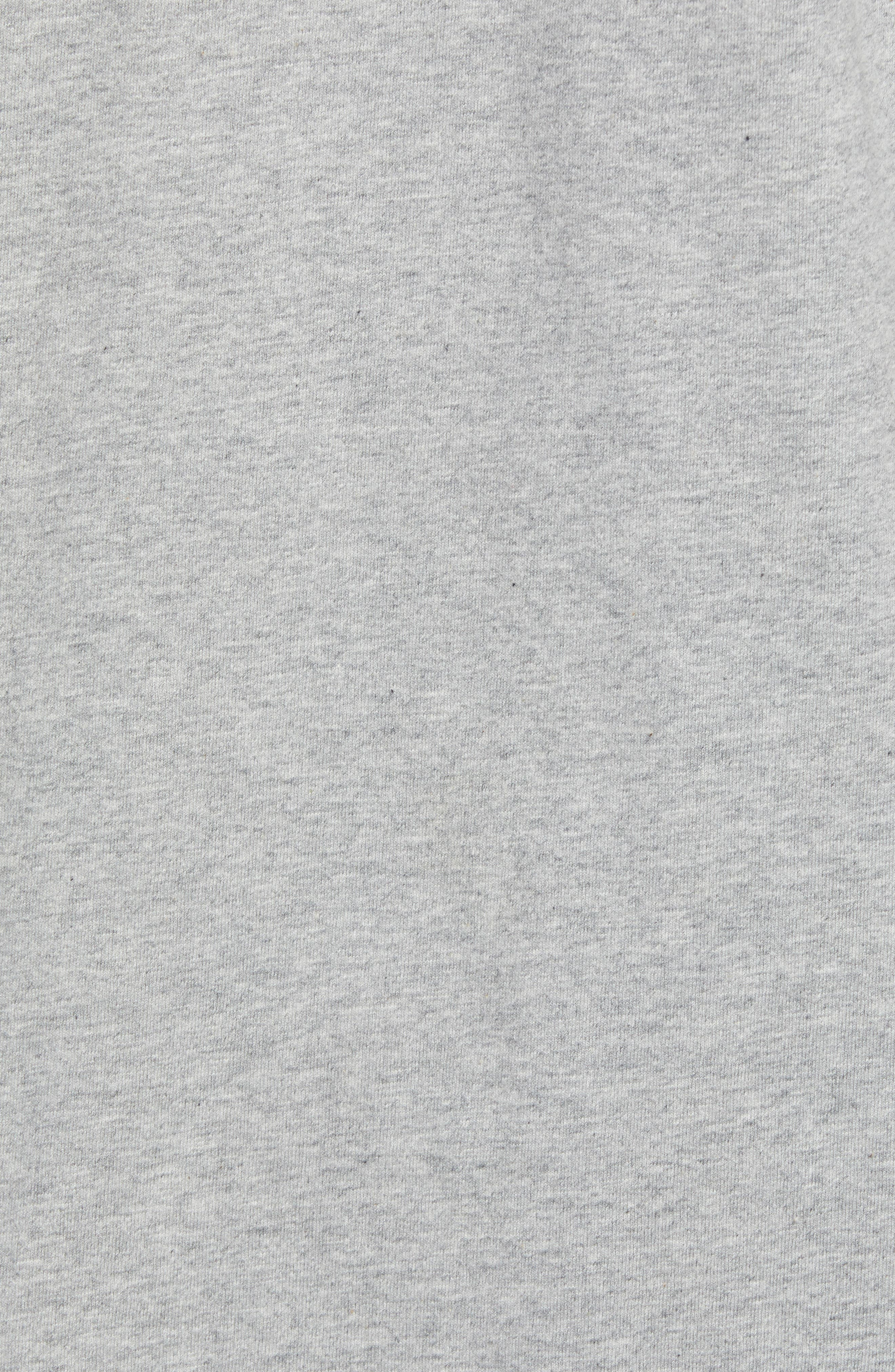 The Struggle is Reel T-Shirt,                             Alternate thumbnail 5, color,                             GREY HEATHER