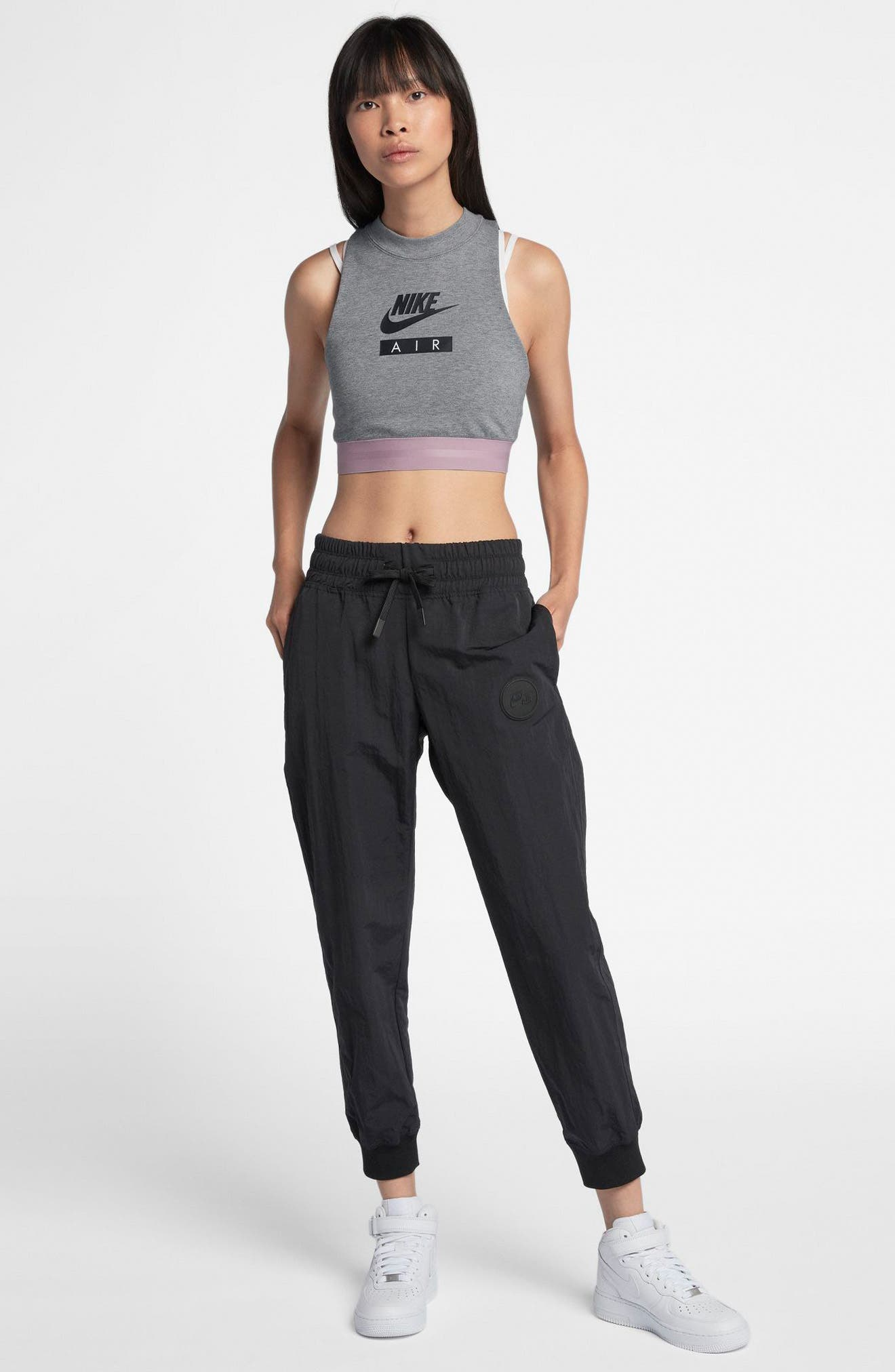 Sportswear Air Crop Top,                             Alternate thumbnail 5, color,                             091