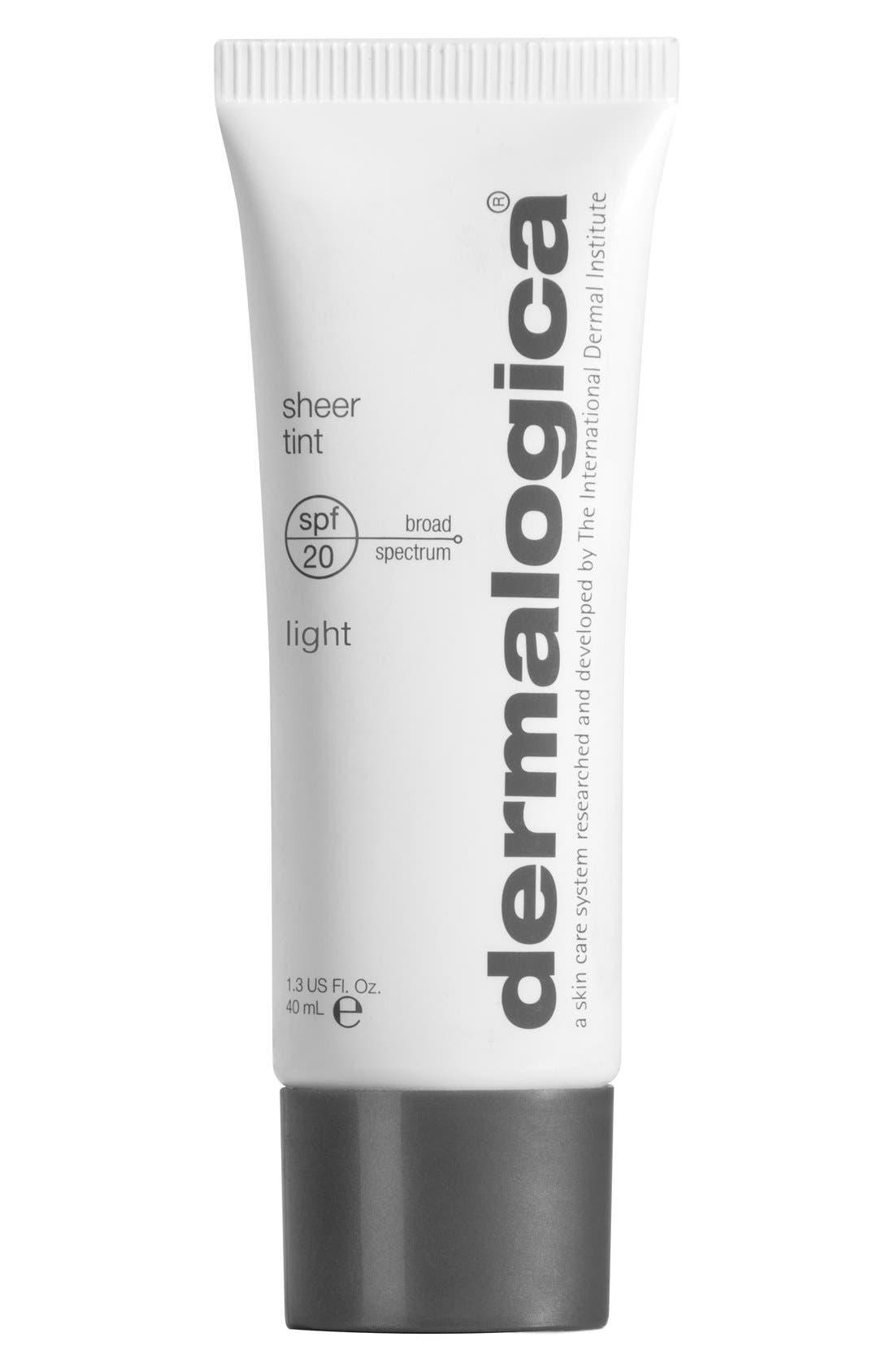 Sheer Tint SPF 20,                         Main,                         color, LIGHT